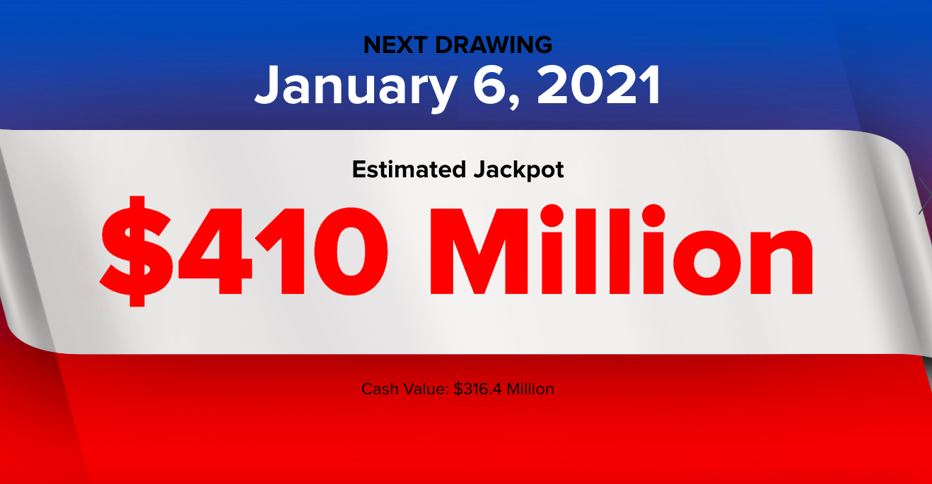 Powerball Winning Numbers For Wednesday Jan 6 2021 Jackpot 410 Million Cleveland Com
