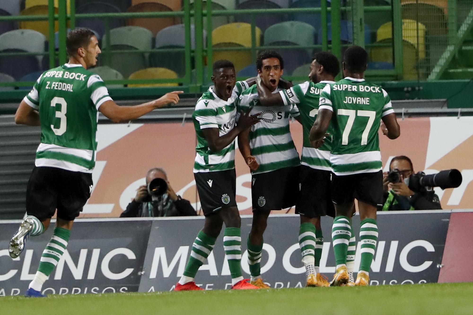 Belenenses vs. Sporting CP FREE LIVE STREAM (12/27/20): Watch Primeira Liga  online   Time, USA TV, channel - nj.com