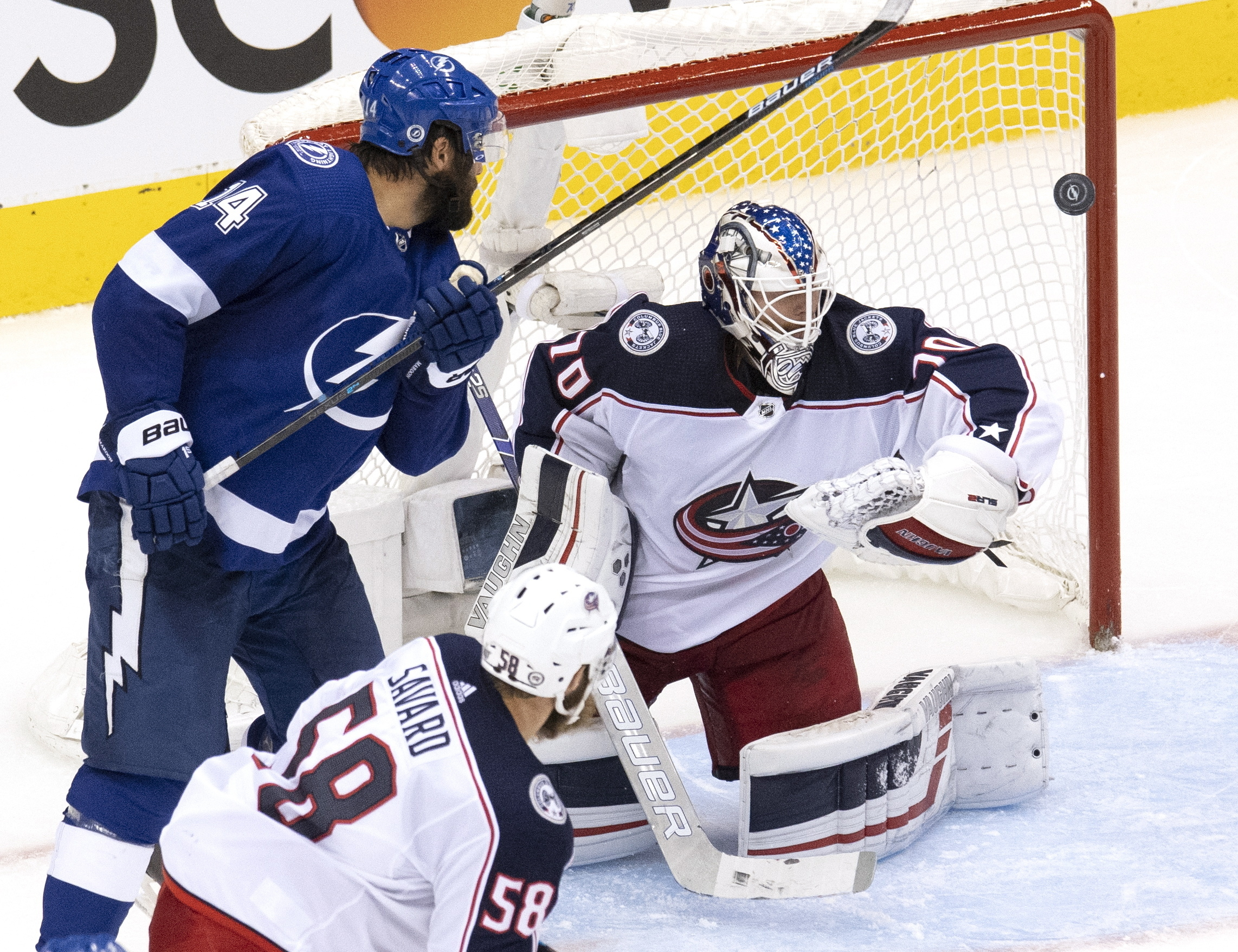 Tampa Bay Lightning Vs Columbus Blue Jackets Free Live Stream 8 15 20 Watch Nhl Stanley Cup Playoffs Game 3 Online Time Tv Channel Nj Com