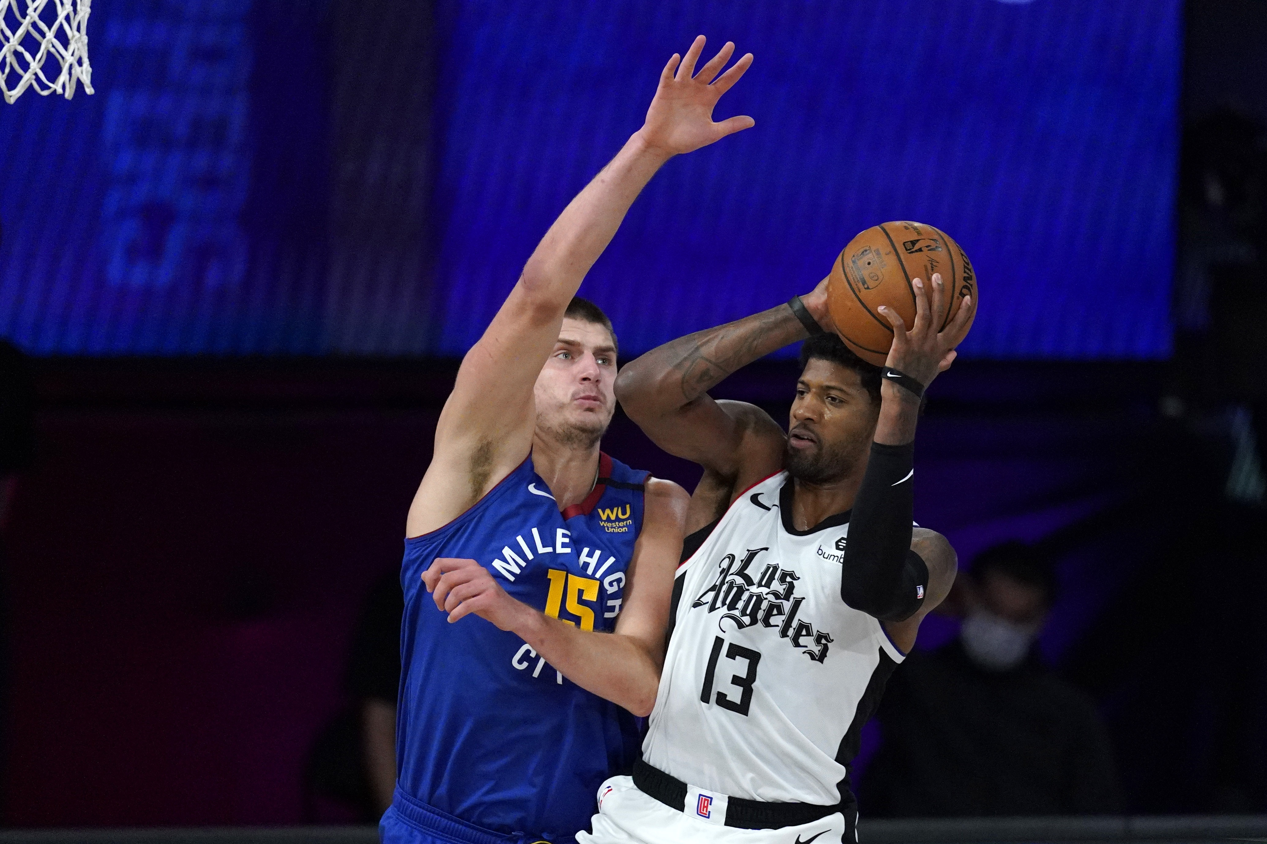 Denver Nuggets vs. Los Angeles Clippers Game 6 FREE LIVE STREAM (9/13/20):  Watch NBA Playoffs online