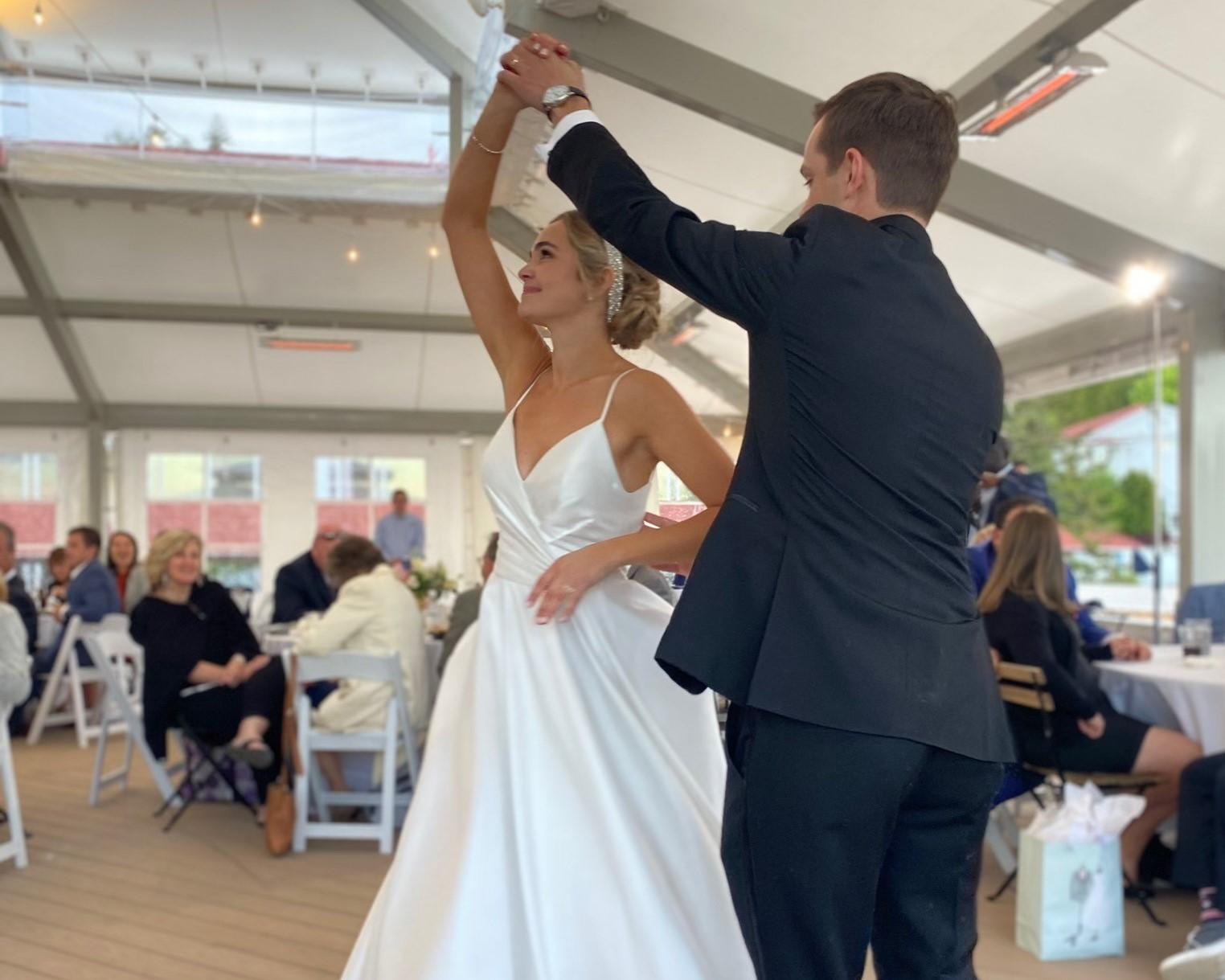 How the People of Mackinac Island Saved A Wedding On Fire