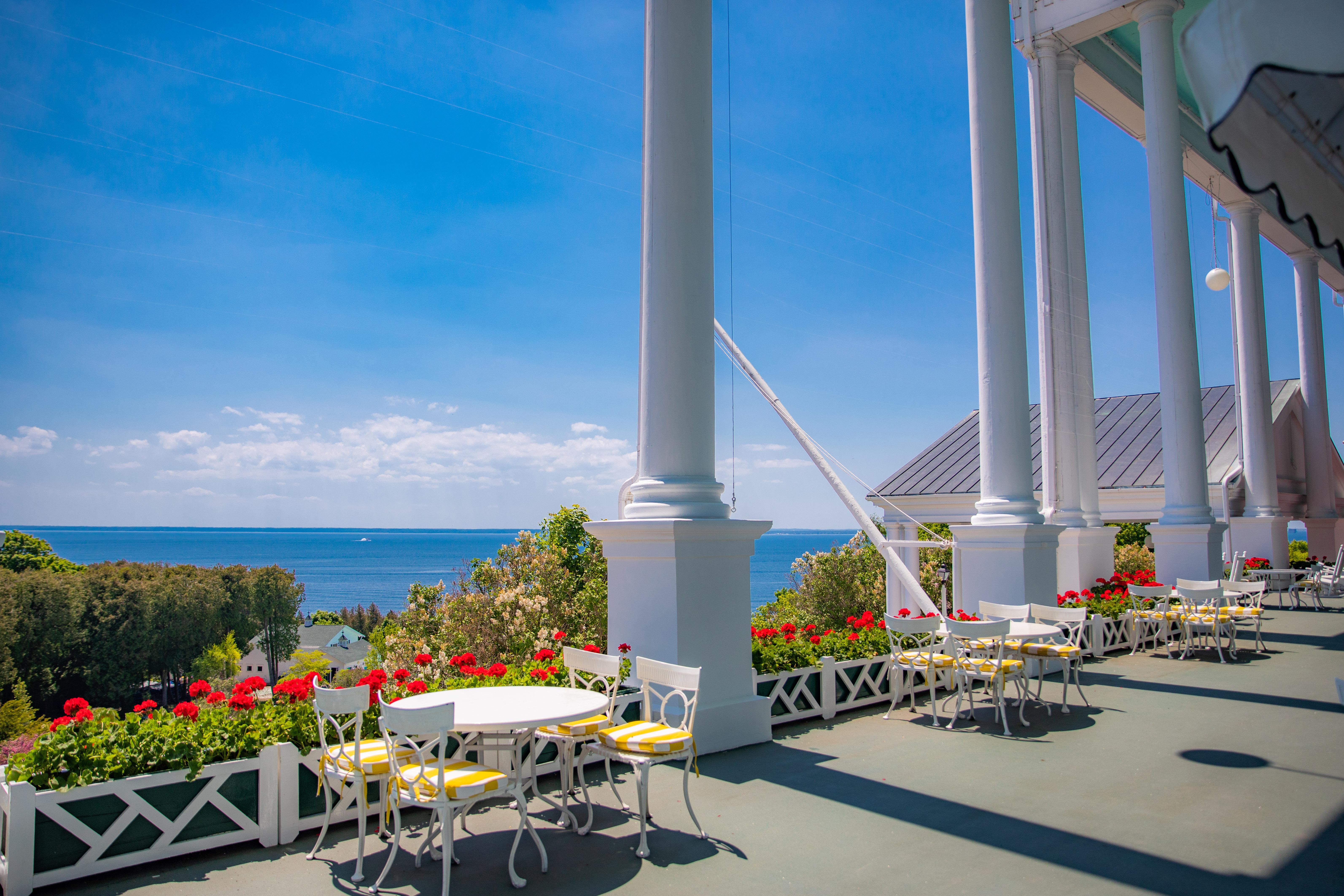 Mackinac Island S Grand Hotel To Open For 2020 Season Get A Sneak Peek Mlive Com