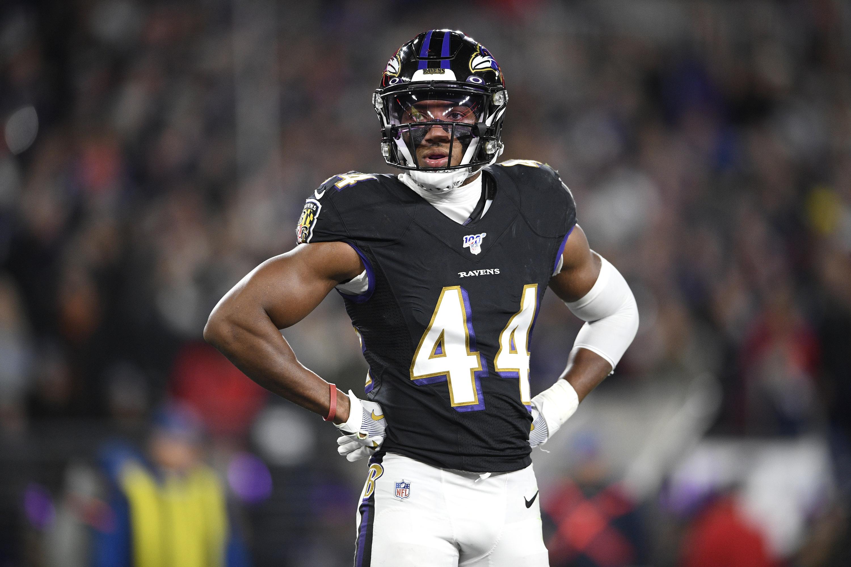 Baltimore Ravens' John Harbaugh reacts to Marlon Humphrey's COVID ...