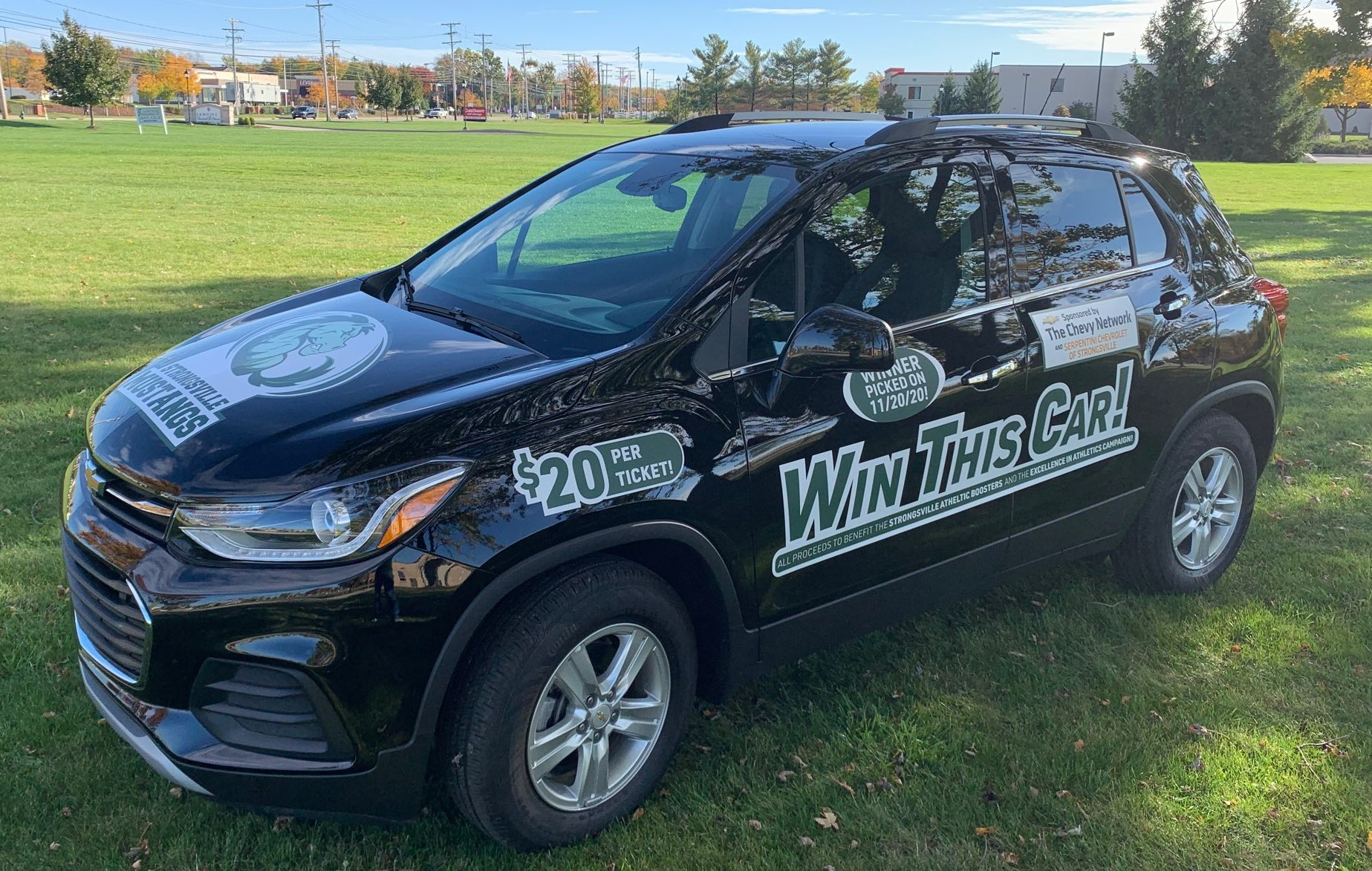 Win An Suv By Supporting Strongsville Schools Strong Points Cleveland Com