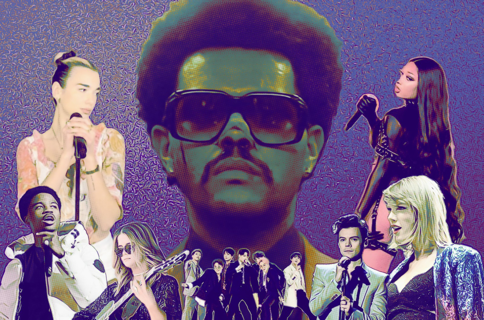 sigowqzbf1gism https www cleveland com entertainment 2020 11 grammys 2021 predictions the weeknd definitely bts maybe html