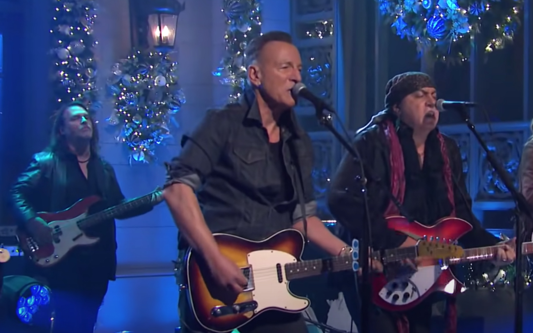 Bruce Springsteen Calls On Bassist From Upstate Ny For Snl Performance Newyorkupstate Com