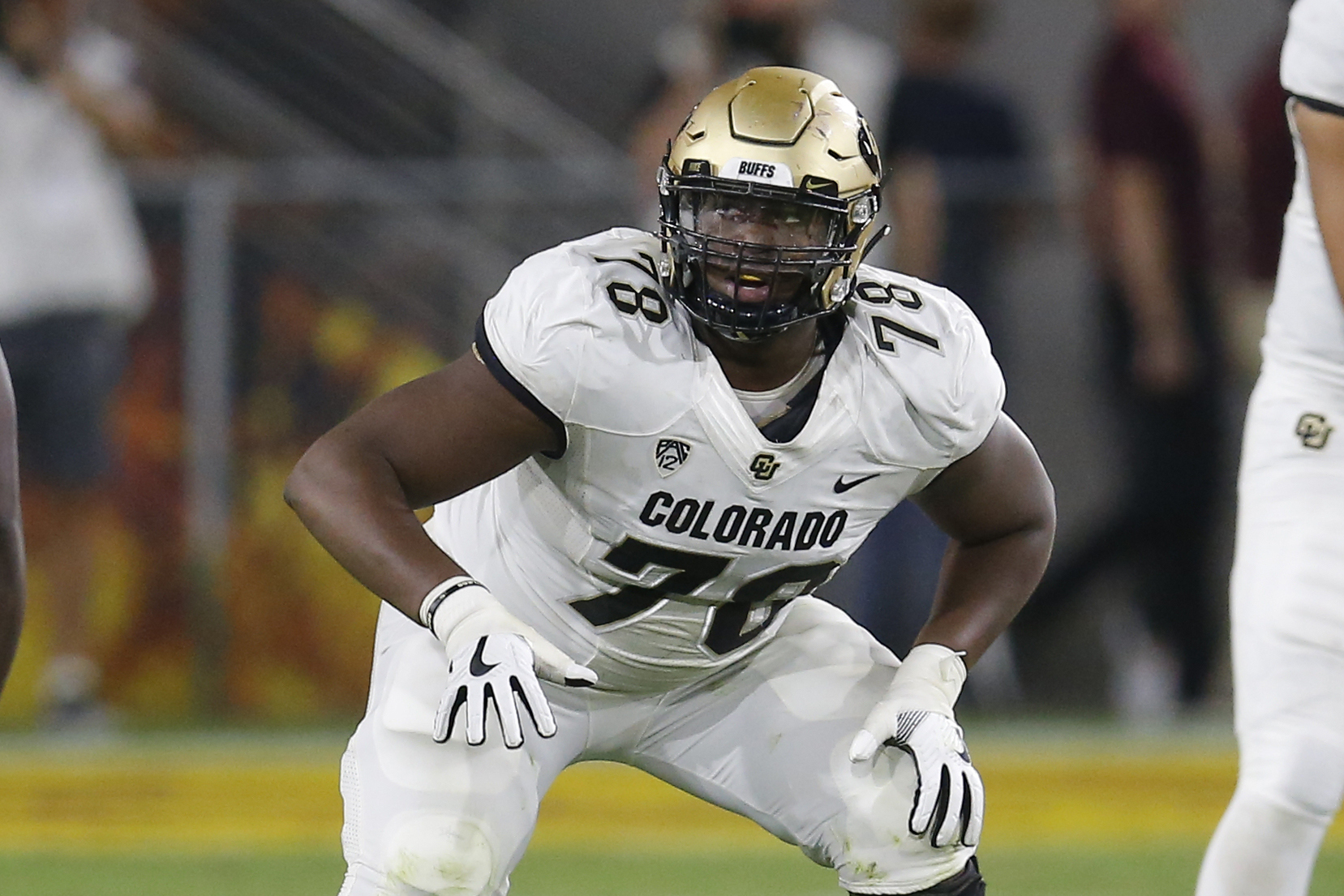 Patriots draft William Sherman, offensive lineman from Colorado, in Round 6  (NFL Draft 2021) - masslive.com