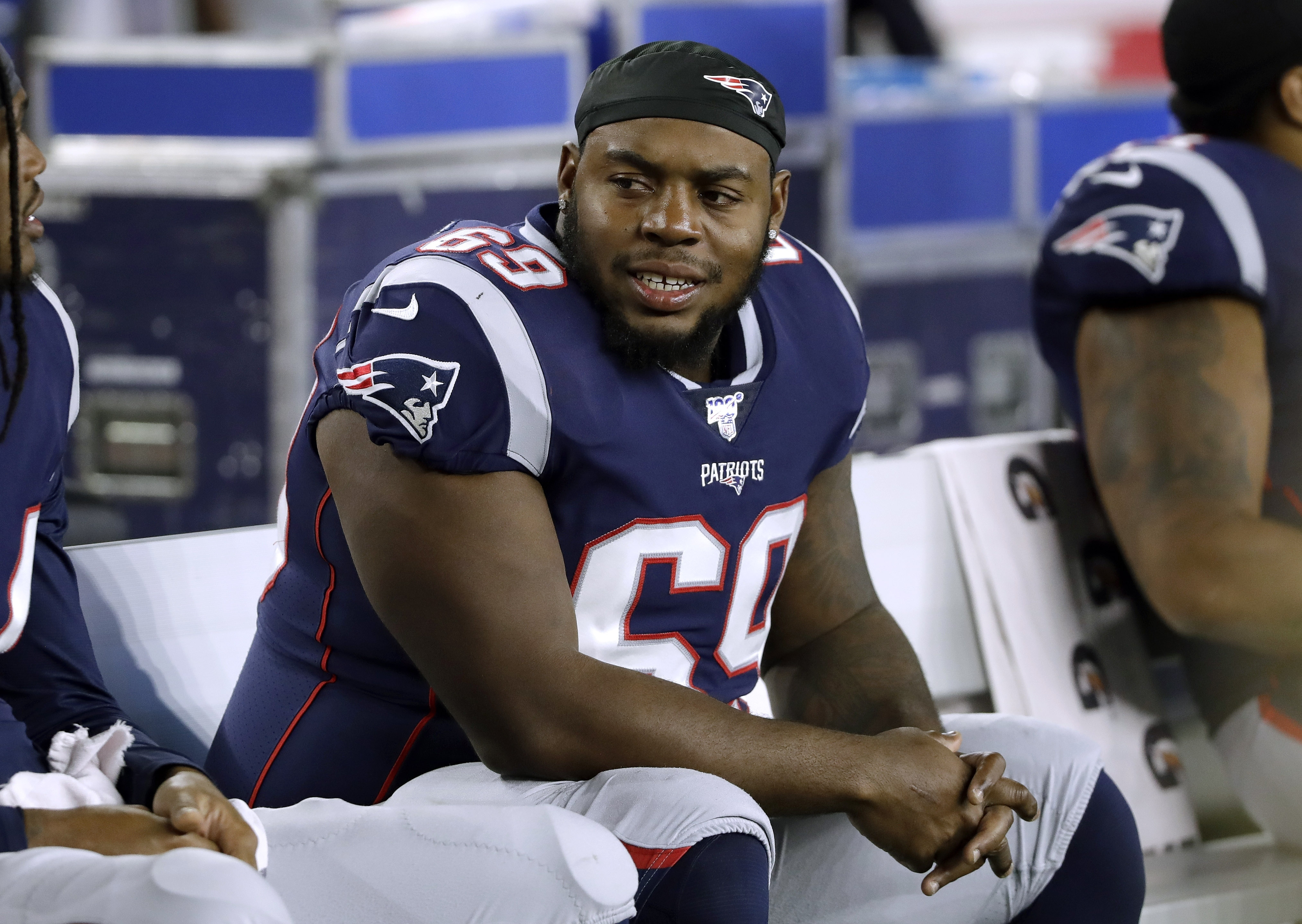 Shaq Mason out for Chiefs game, here's how the Patriots could ...