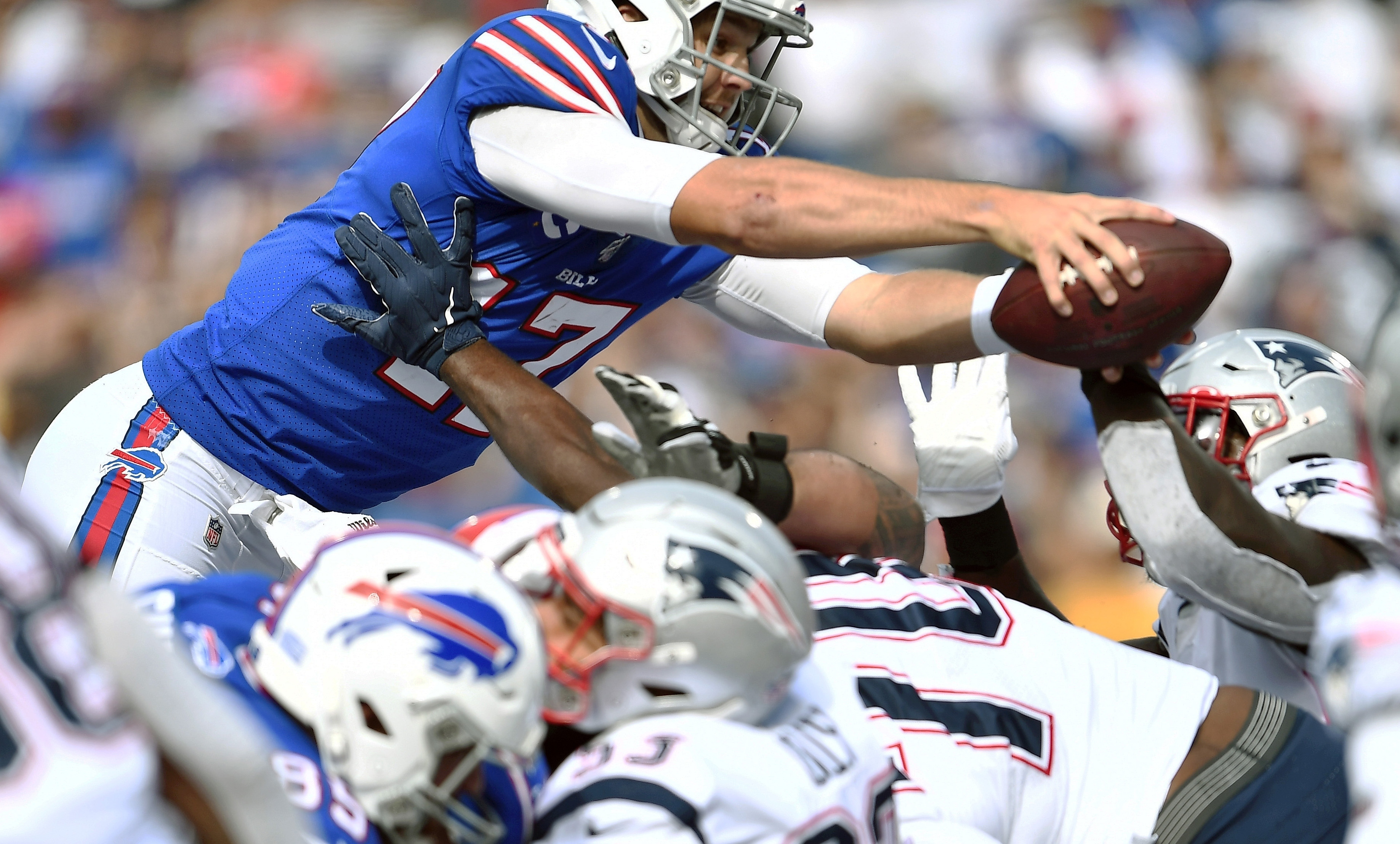 How to watch Bills vs. Patriots: TV channel, time, live stream information  - syracuse.com