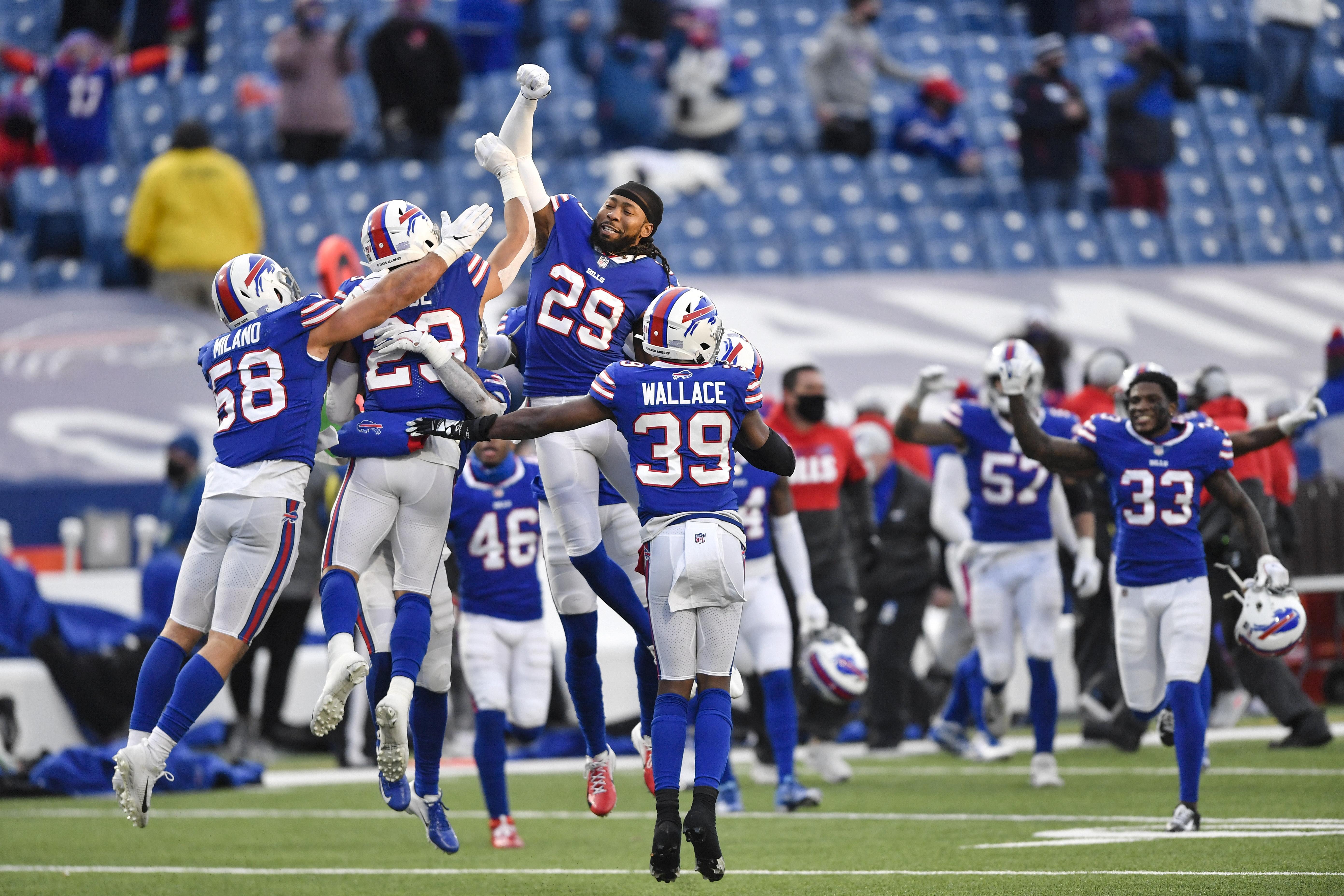 Buffalo Bills Will Play Ravens On Saturday Night In Divisional Round Newyorkupstate Com