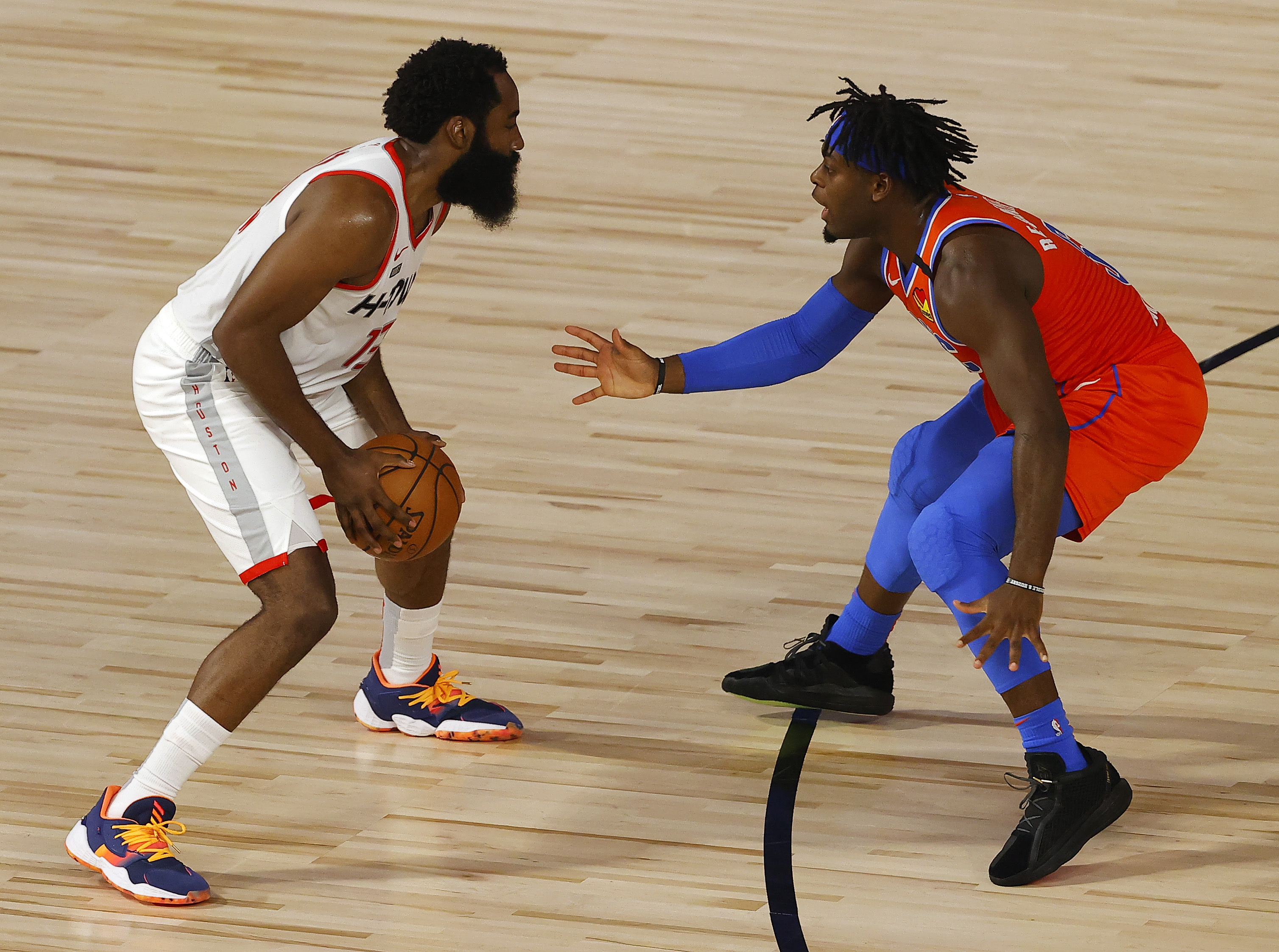 Houston Rockets Vs Oklahoma City Thunder Game 4 Free Live Stream 8 24 20 Watch Nba Playoffs Online Time Tv Channel Nj Com