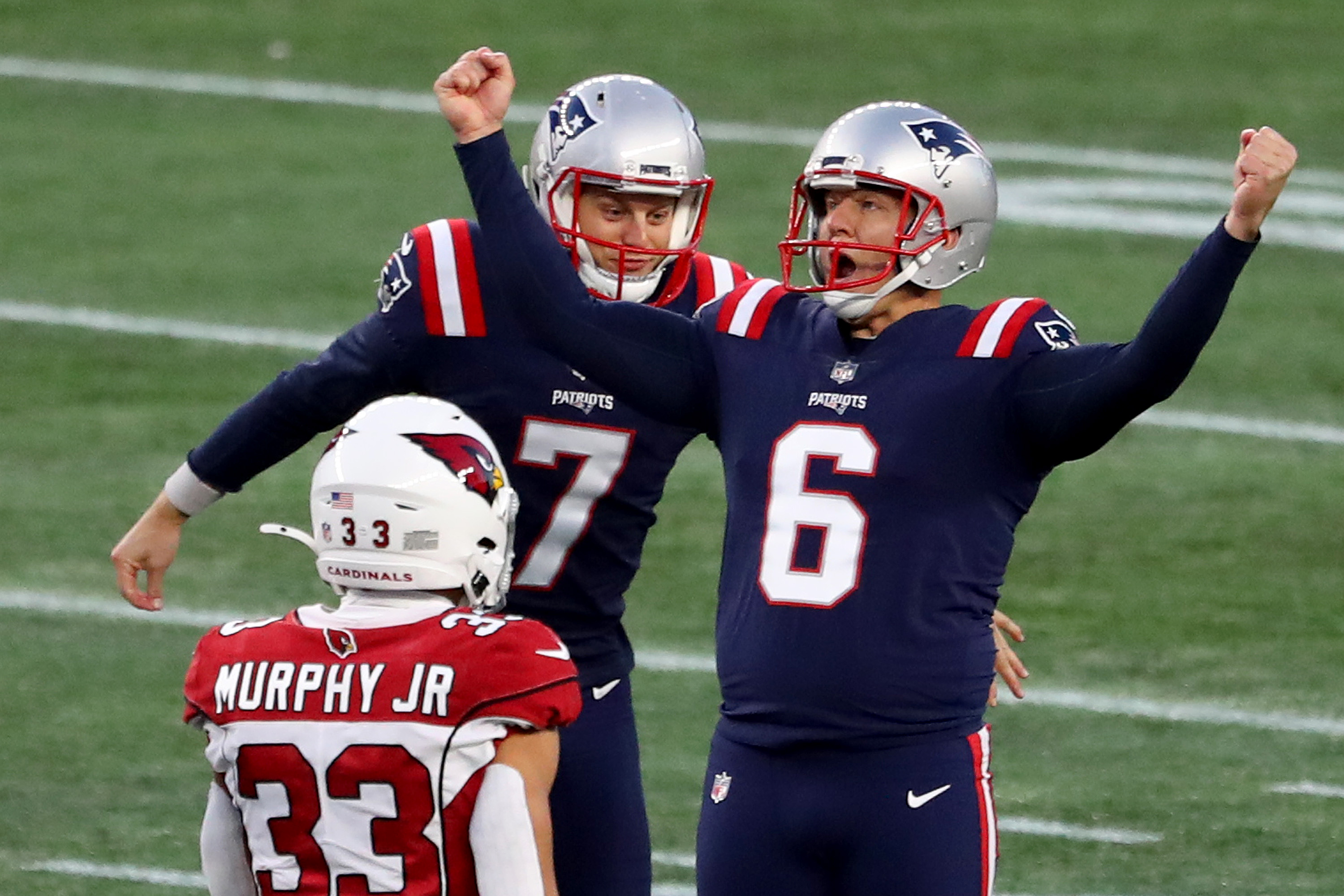 NFL free agency 2021: Patriots re-sign Nick Folk to a one-year ...
