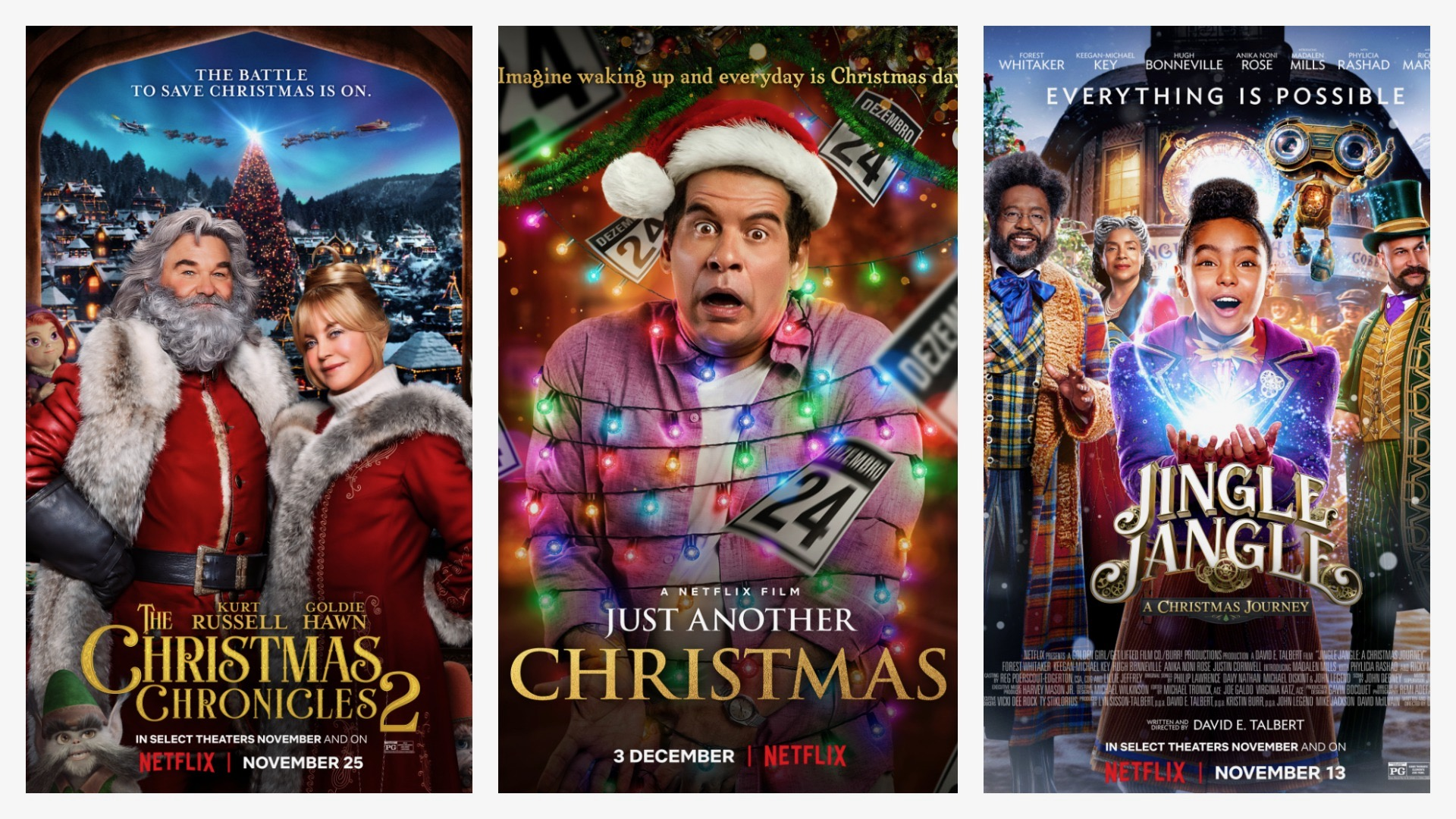 Holiday 2020: 9 new original Christmas movies coming to Netflix