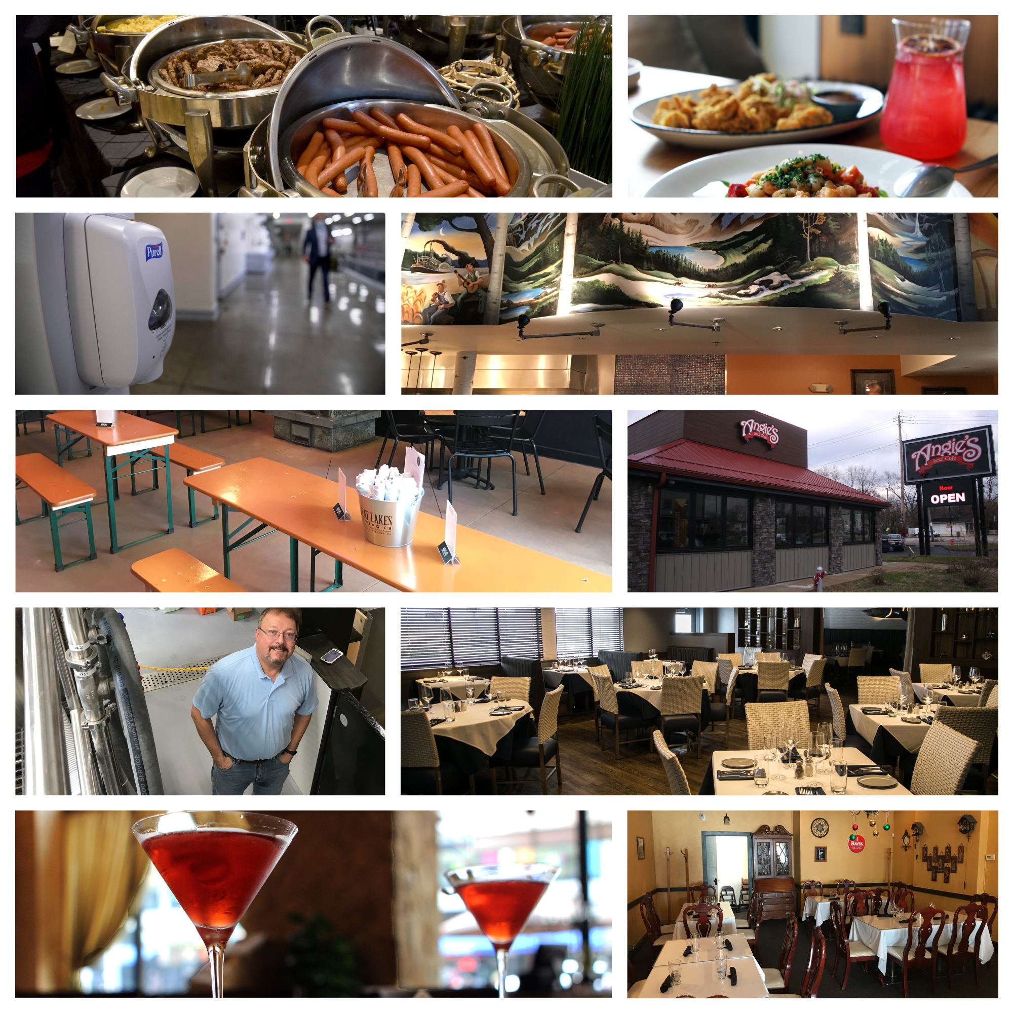 The Restaurant Of The Future The Coronavirus Means We Ll Be Dining Out In A Whole New Way Cleveland Com