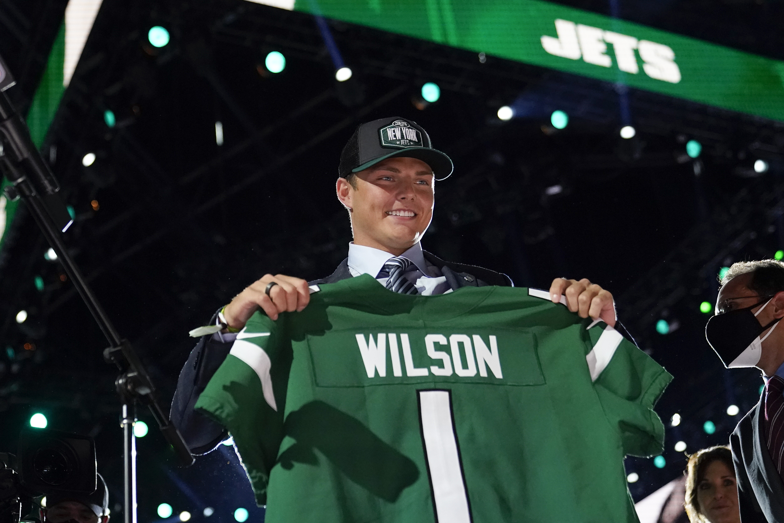 NFL Draft 2021: How to buy the rookie jersey of any player taken ...