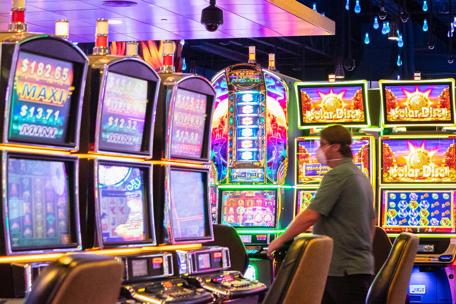6 Tribal Casinos Close Most Remain Open Amid New Michigan Covid 19 Restrictions Mlive Com