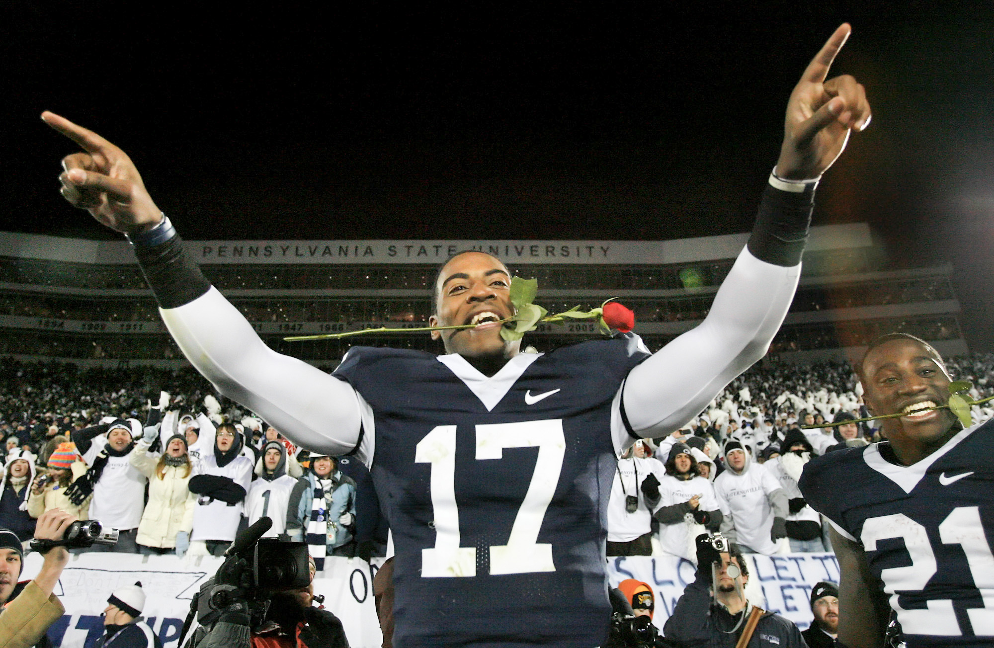 Penn State football; A look back at Nittany Lion quarterbacks from ...