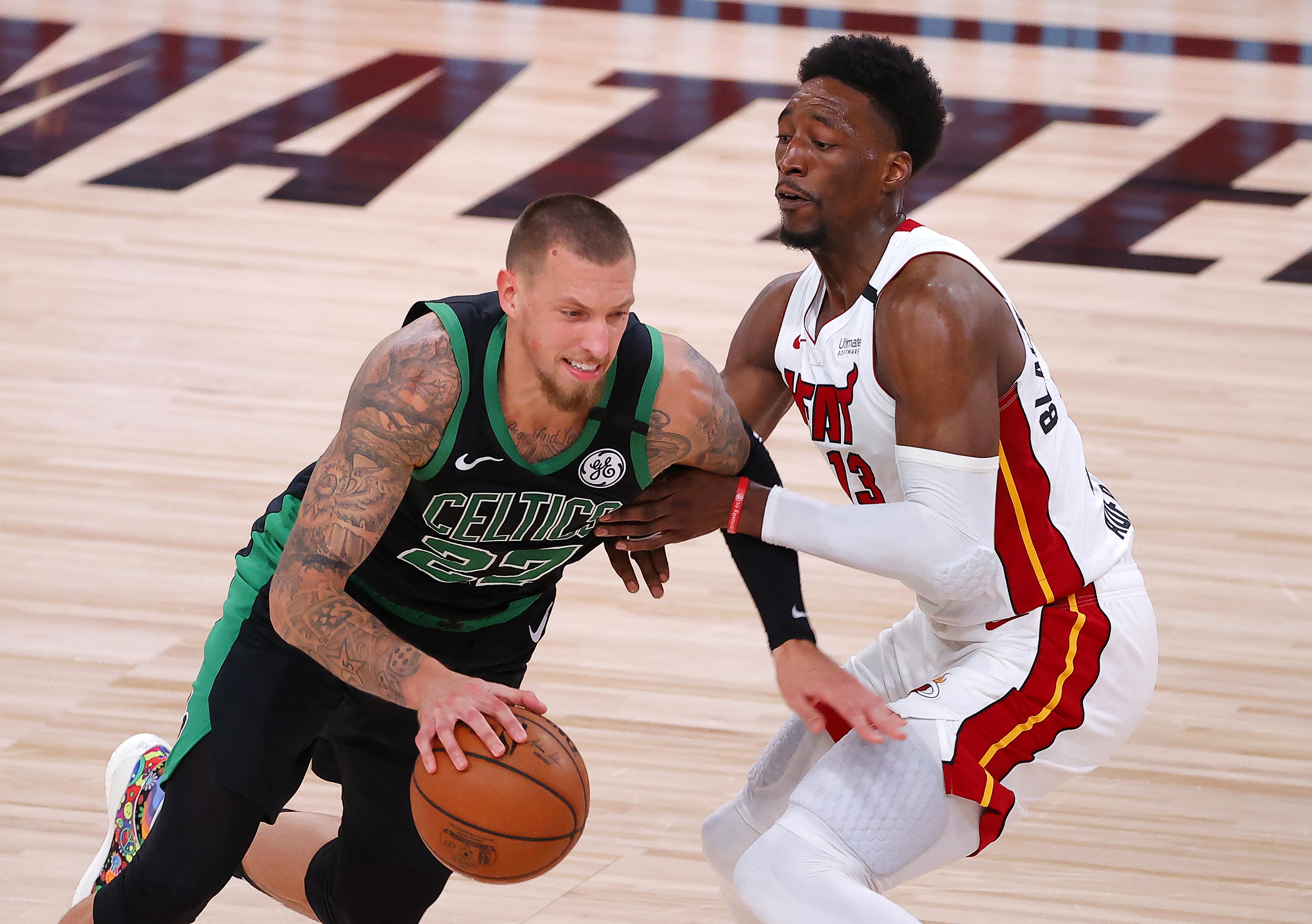 Miami Heat Zone Defense Isn T The Problem Boston Celtics Execution Is Masslive Com