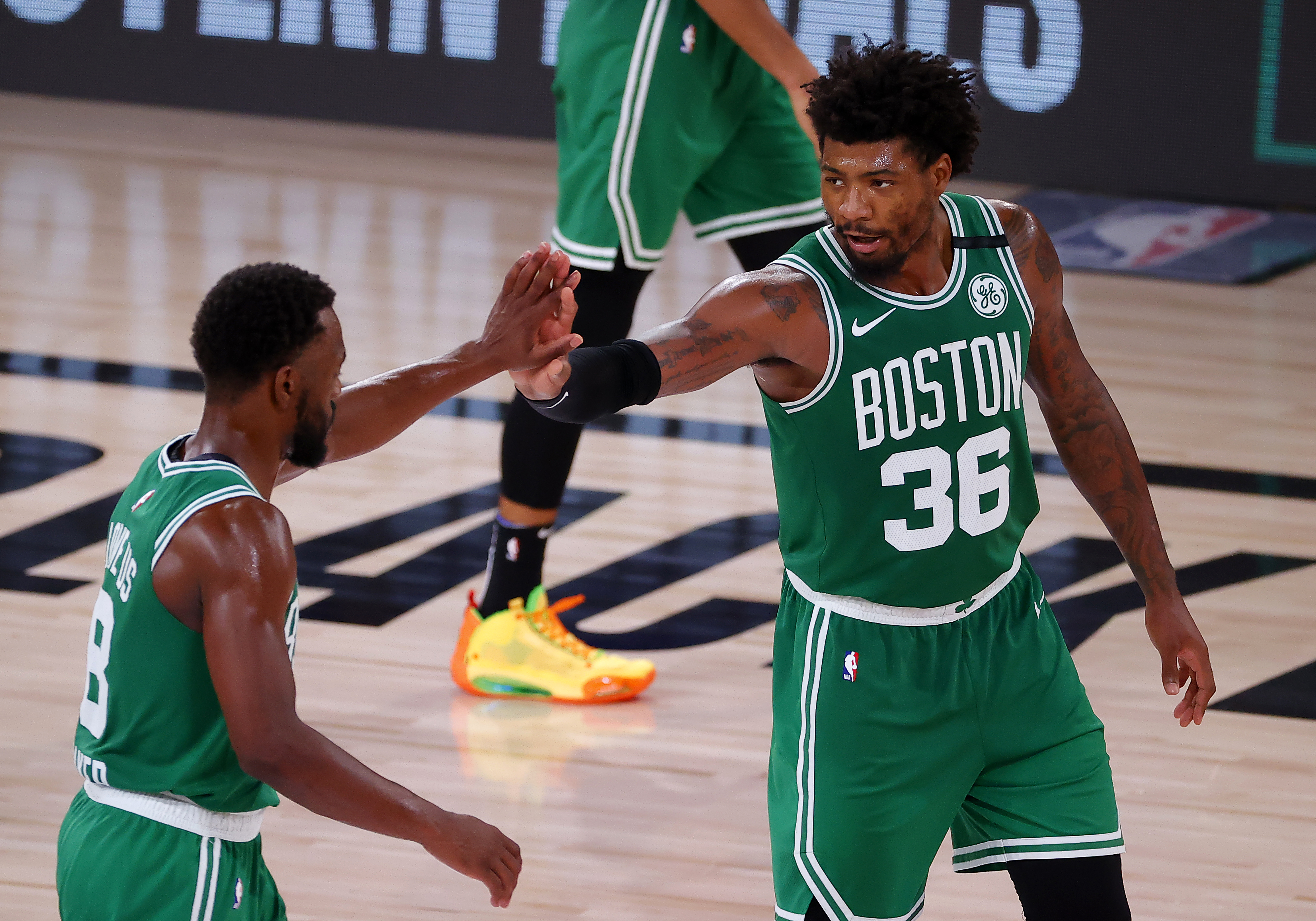 Here S Everything The Boston Celtics Said After Winning Game 3 Vs The Miami Heat Masslive Com