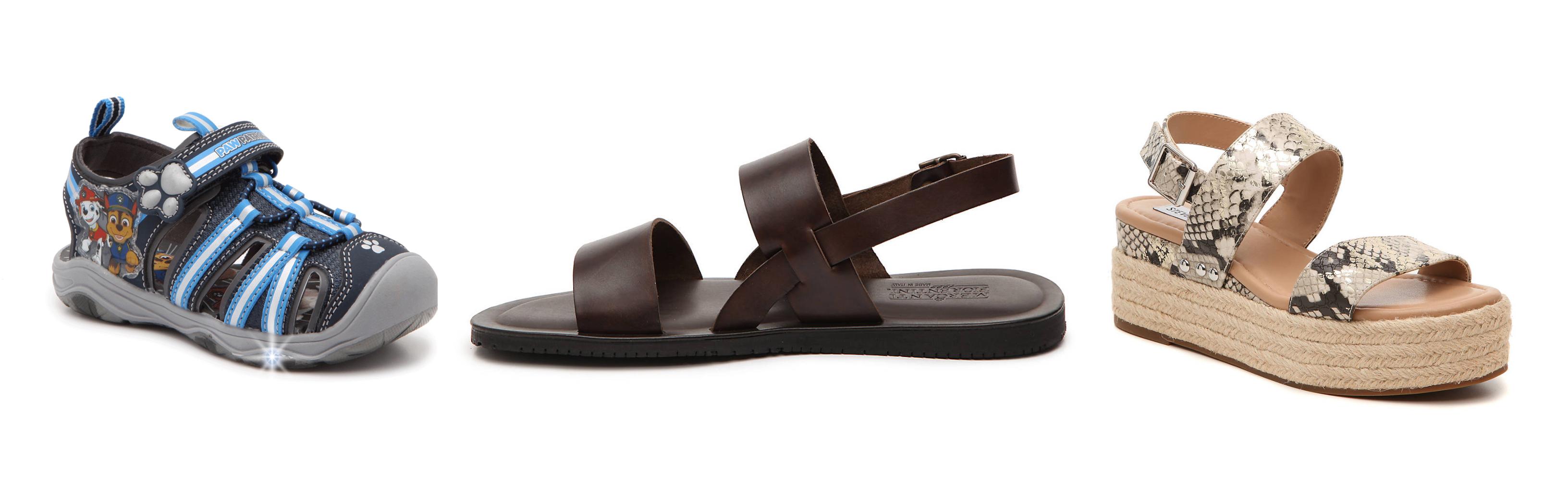 dsw shoes sales