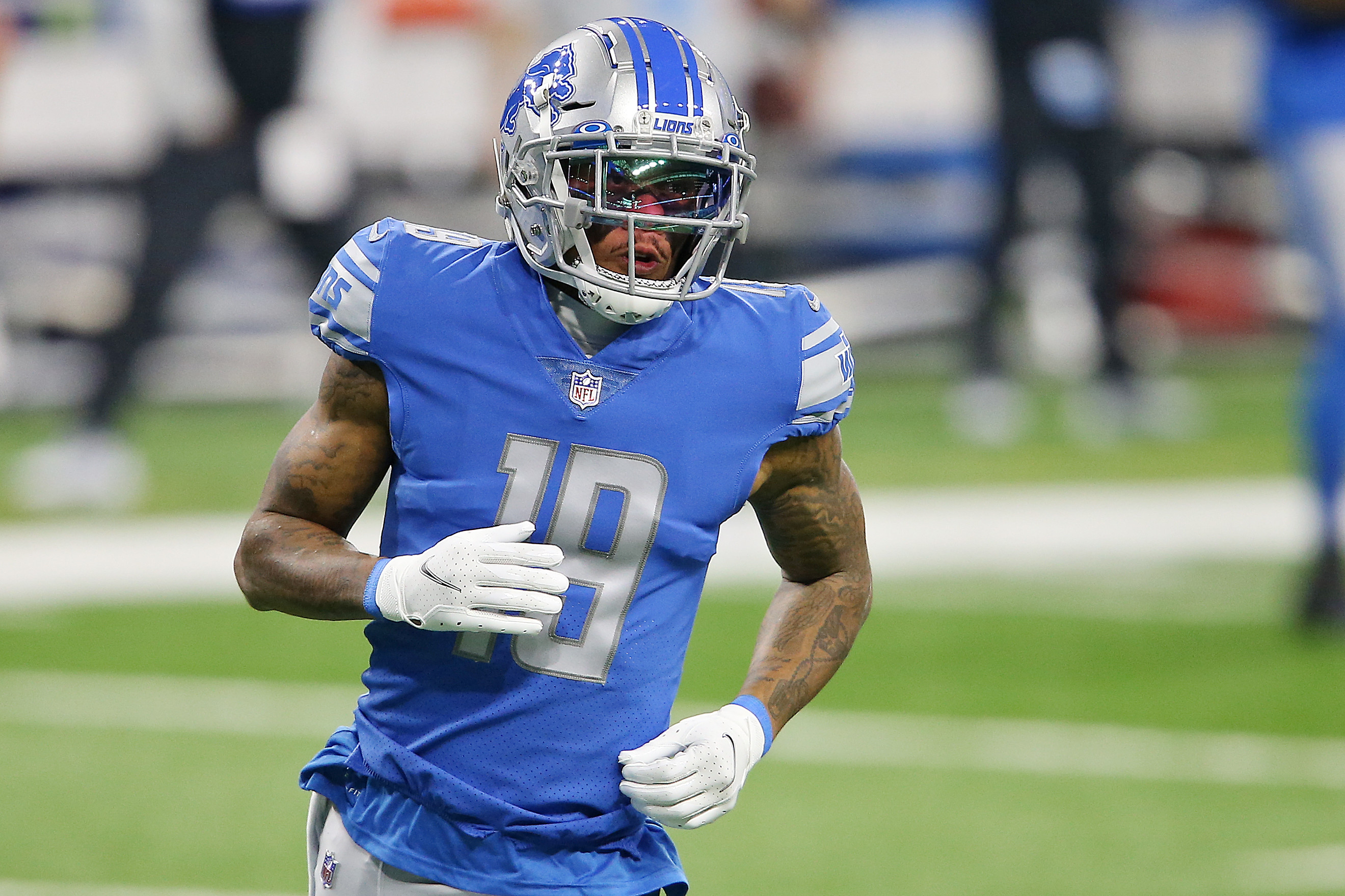 Detroit Lions eligible to use franchise tag on Kenny Golladay as soon as today - mlive.com