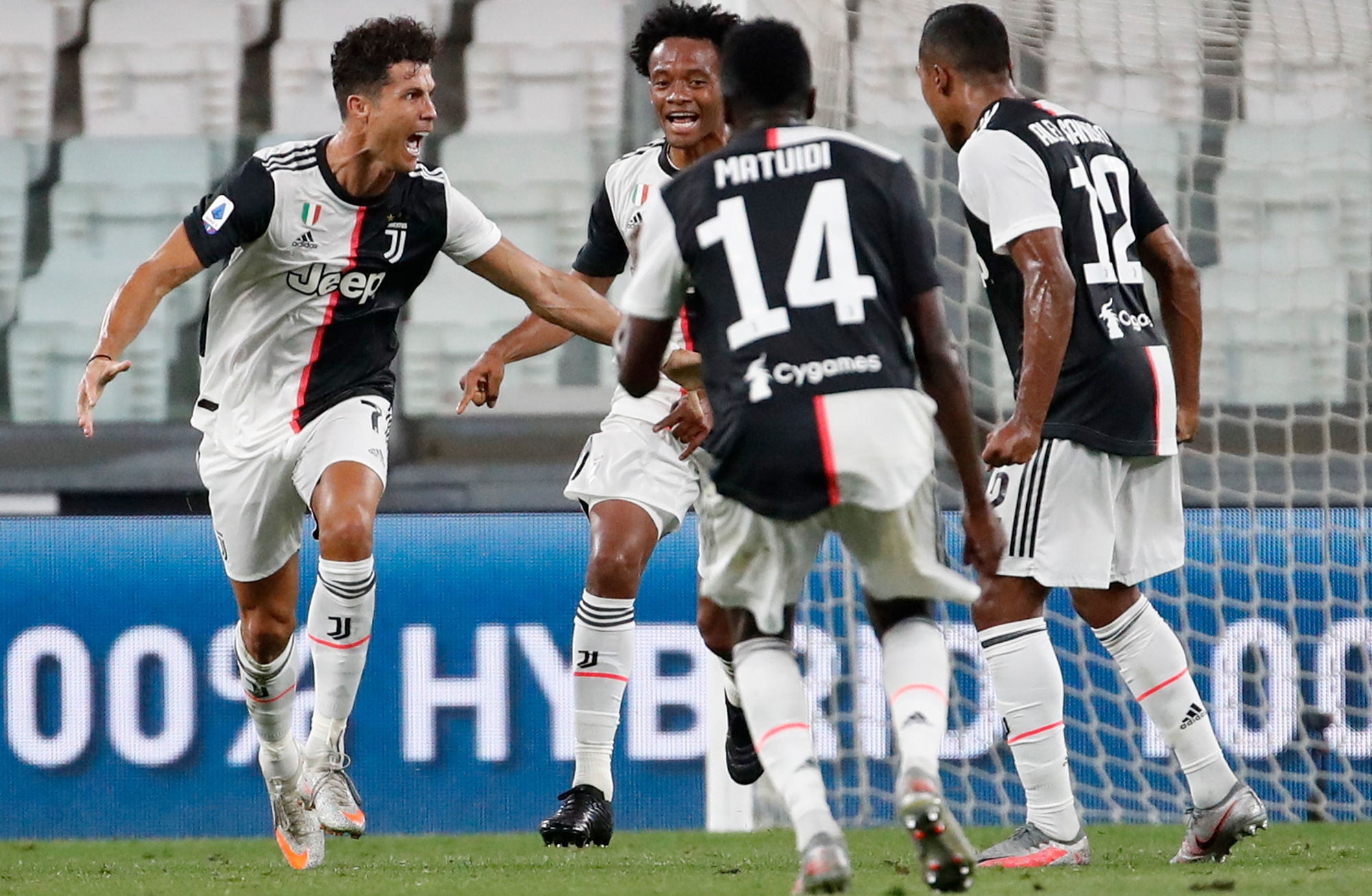 Juventus Vs Lyon Free Live Stream 8 7 20 Watch Uefa Champions League Round Of 16 Online Time Tv Channel Nj Com