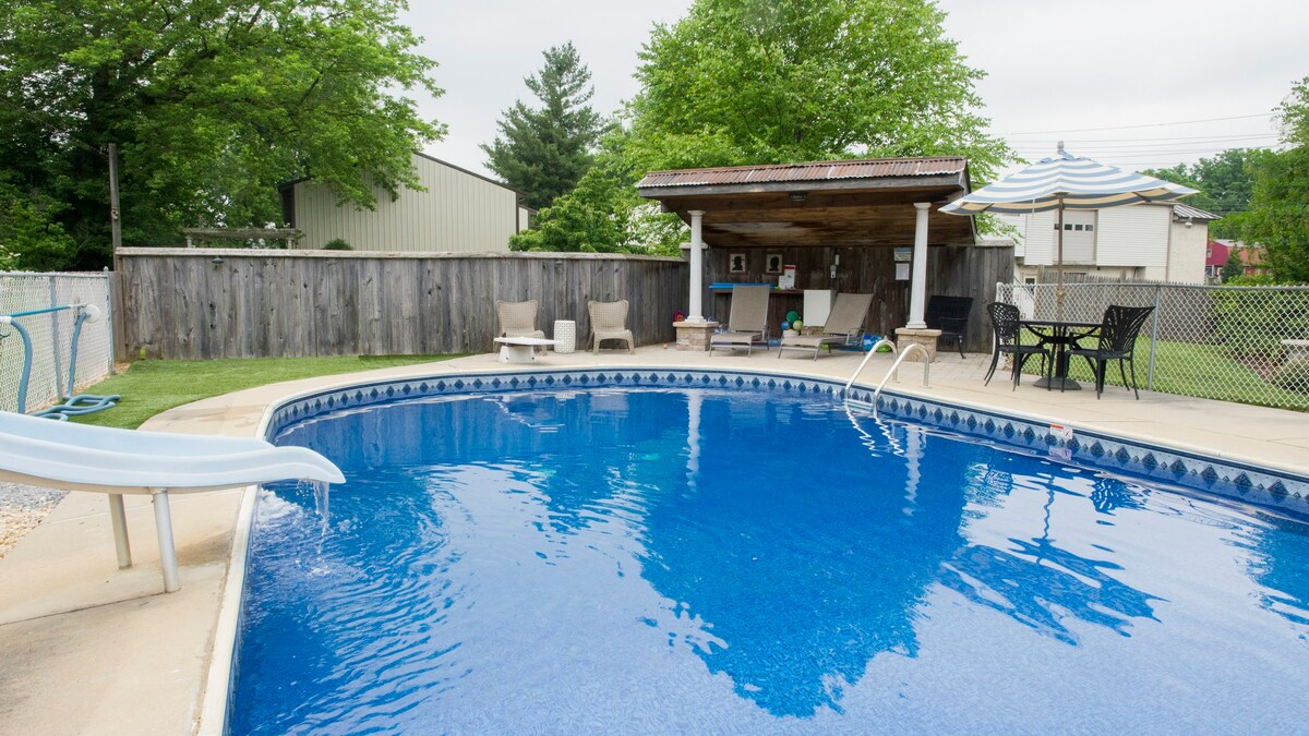 10 Great Airbnbs With Pools In Pennsylvania Pennlive Com