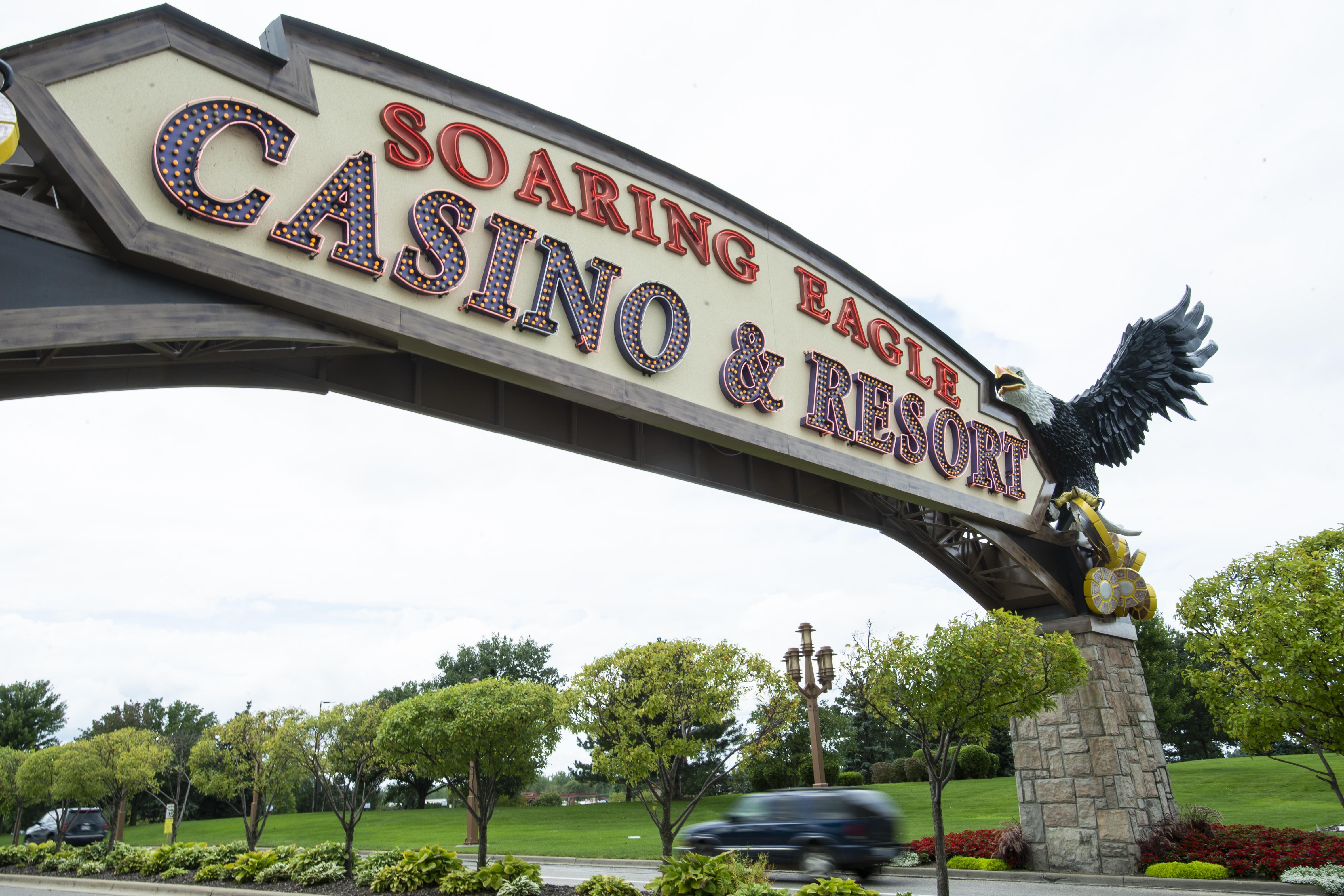 soaring eagle casino resort restaurants