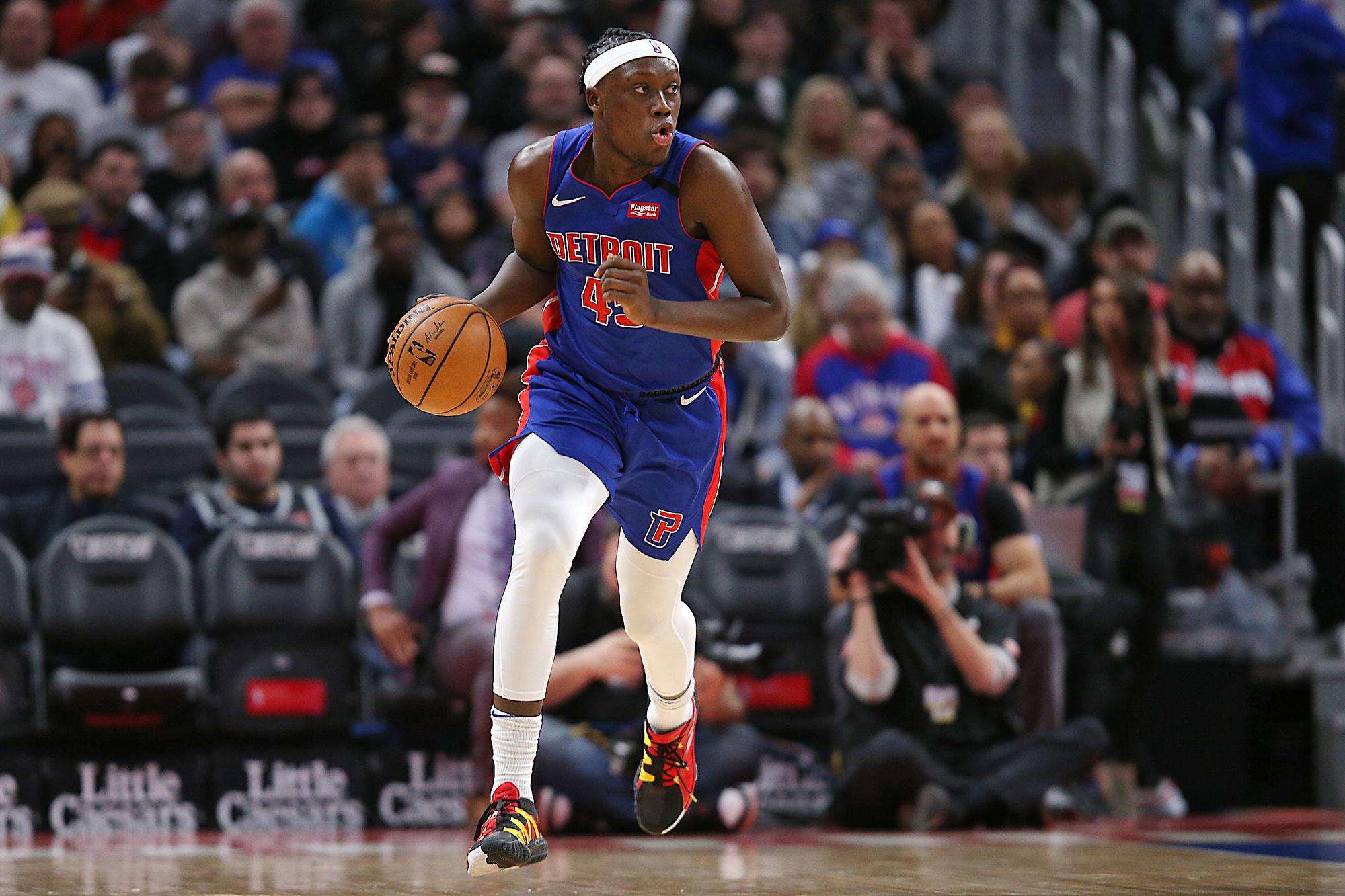 Sekou Doumbouya's offseason work could come in handy in Pistons' second half - mlive.com