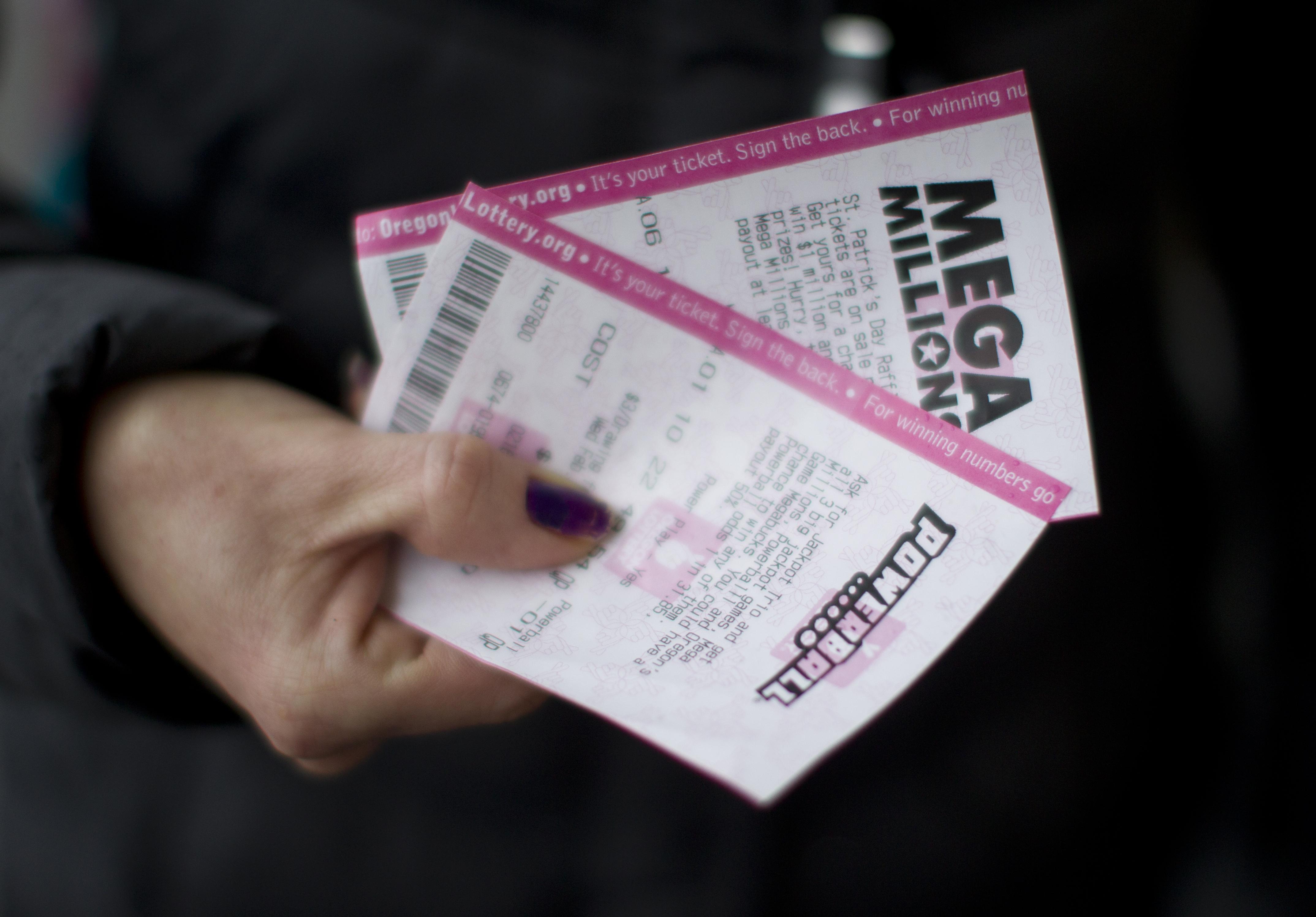 Tigard Couple Wins 1 Million Mega Millions Jackpot Oregonlive Com