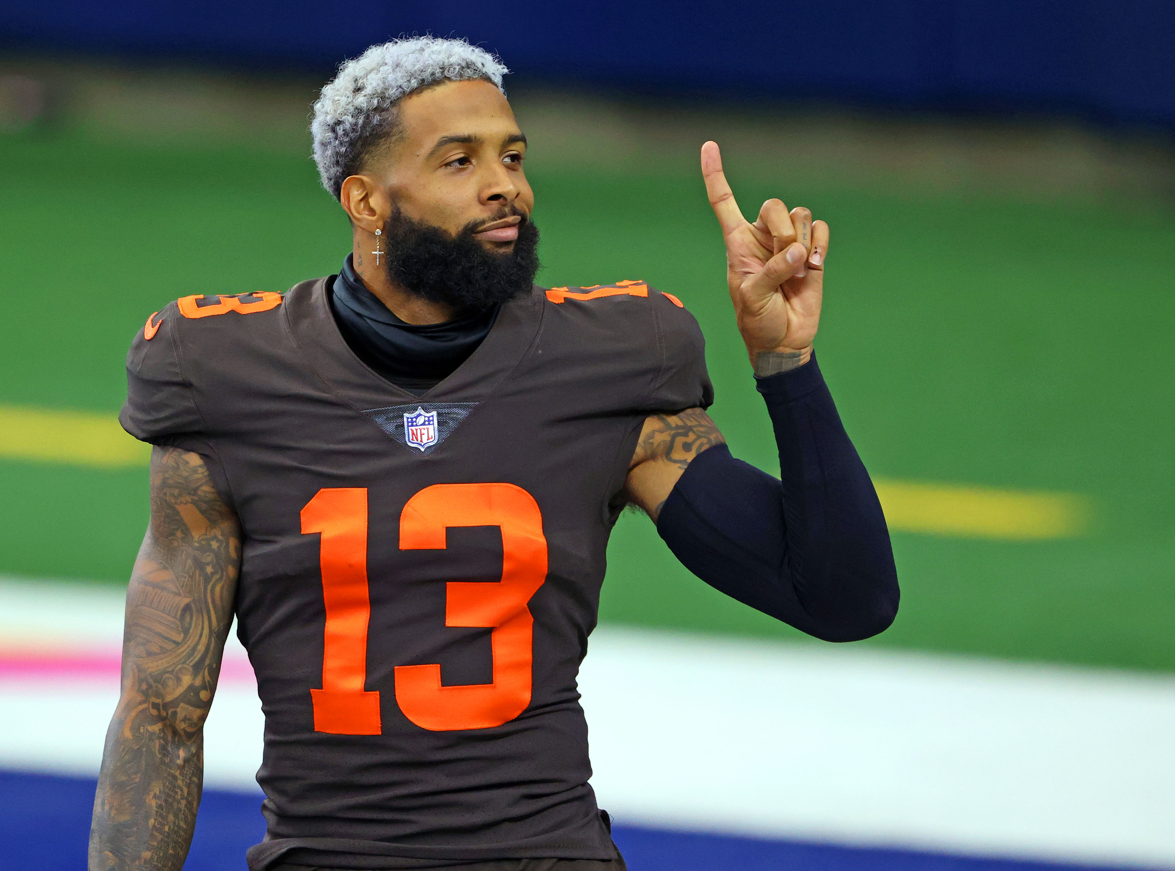 Why the Browns will have to consider trading Odell Beckham Jr. this  offseason: Browns Insider - cleveland.com