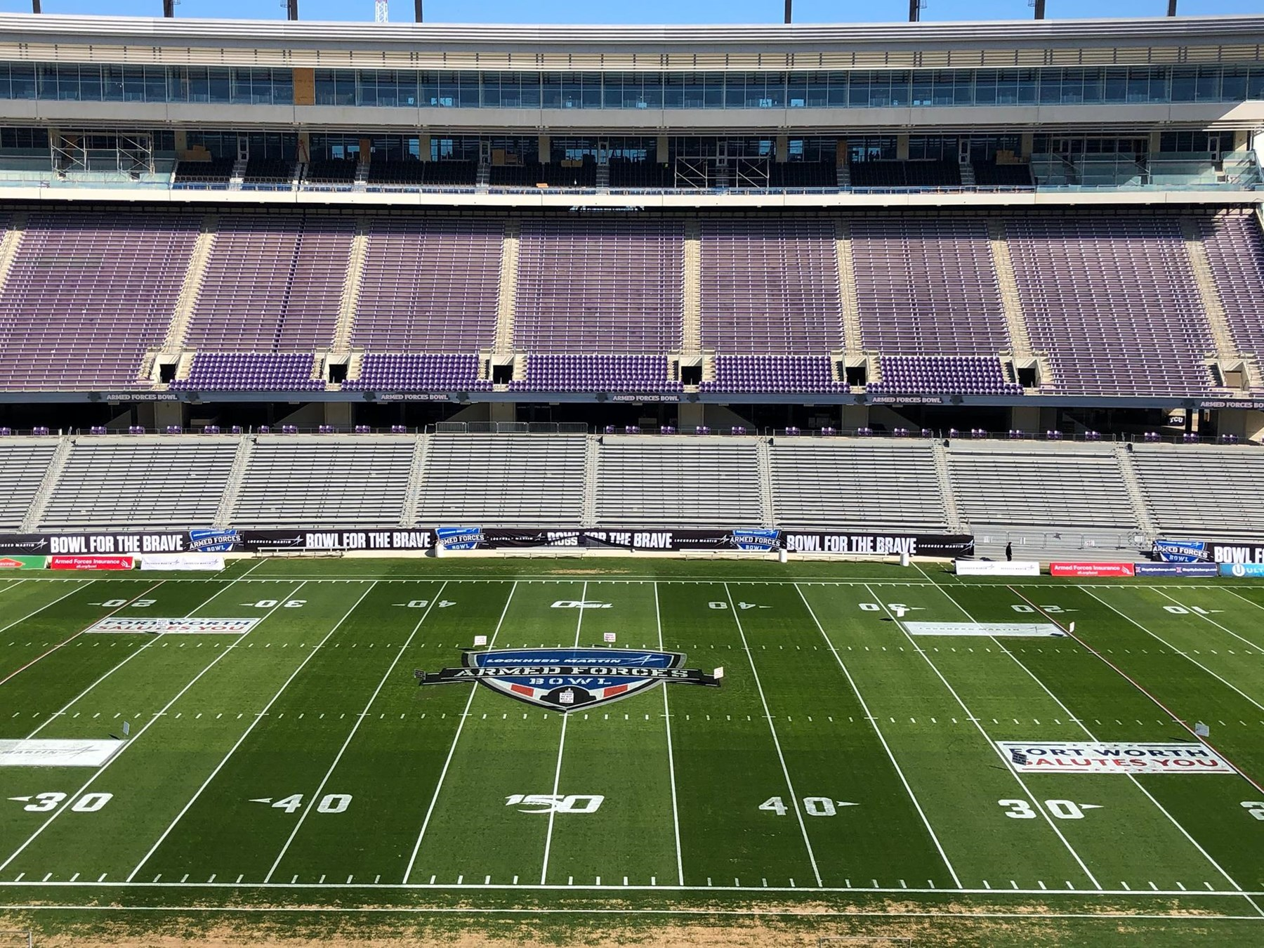 Armed Forces Bowl announces new tie-in with SEC, Pac-12 - al.com
