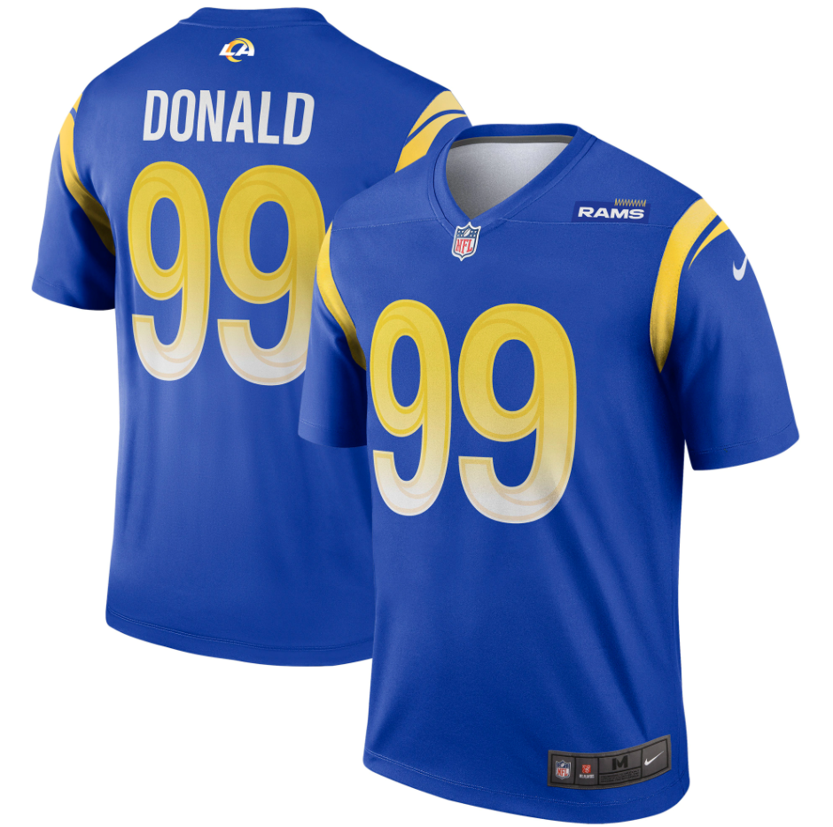L A Rams Debut New Jerseys How To Buy New 2020 Replica Authentic Gear Masslive Com
