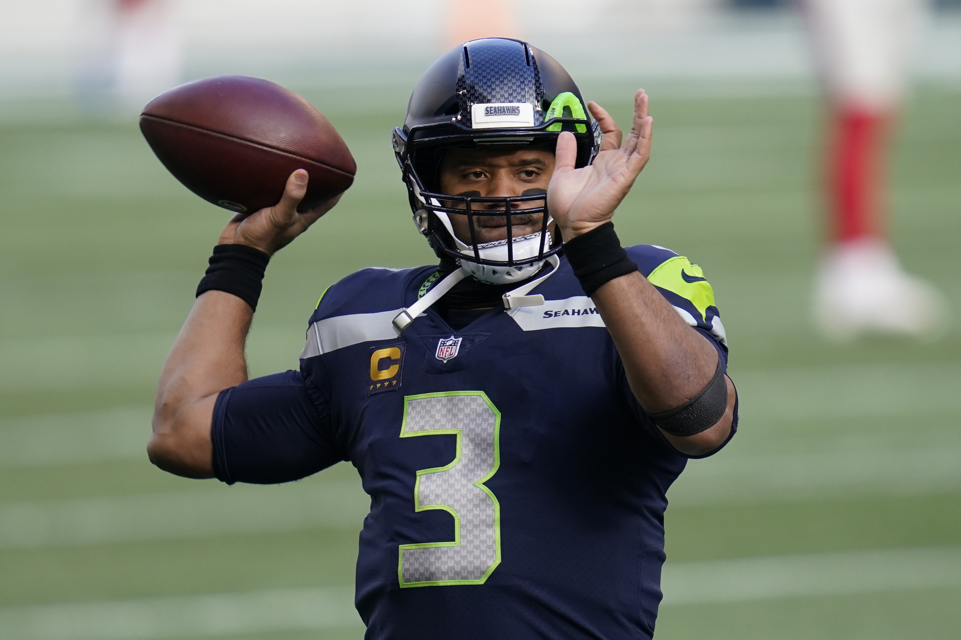 Is the Seahawks' drama with Russell Wilson in the rearview mirror? - oregonlive.com