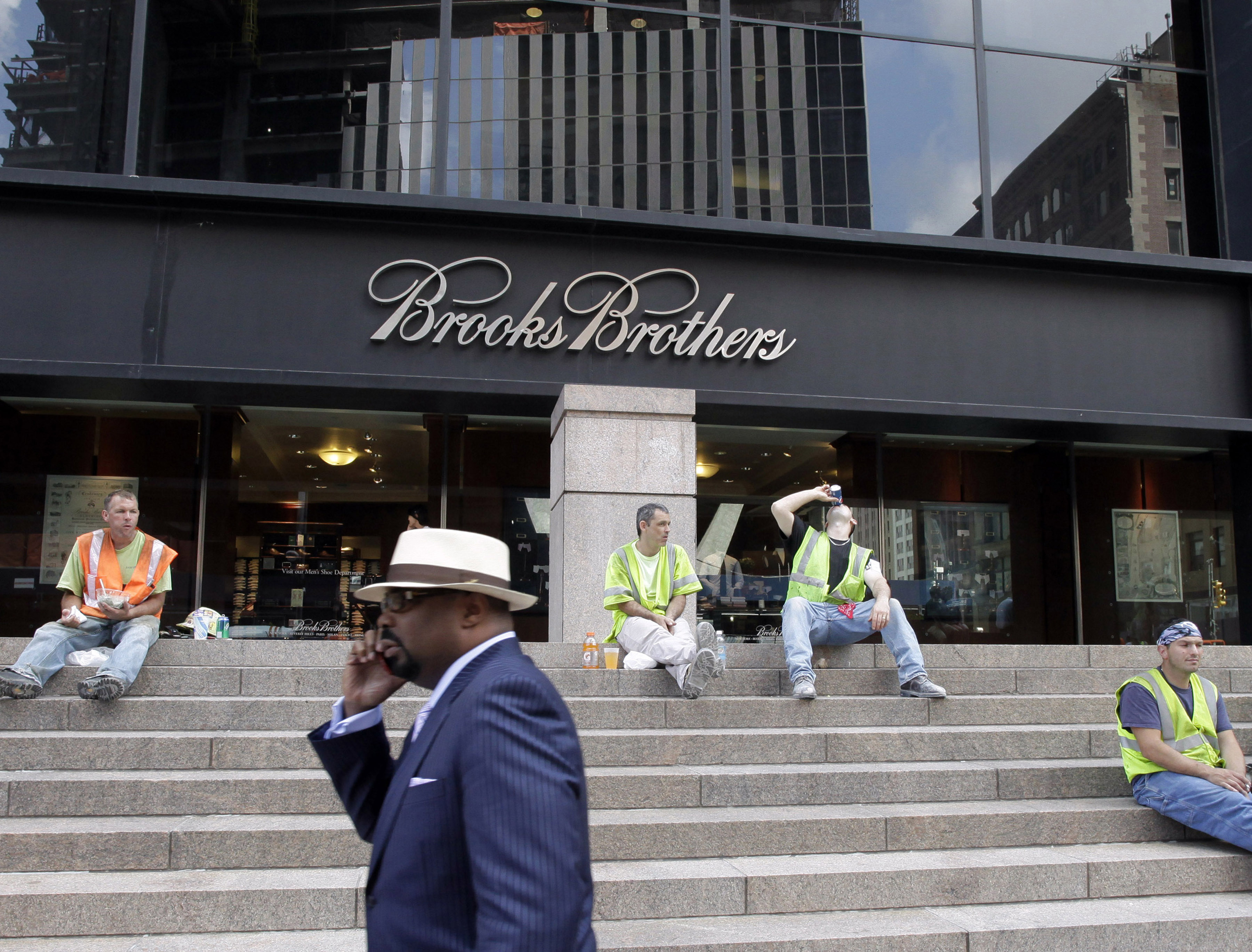 Brooks Brothers online sale offers up
