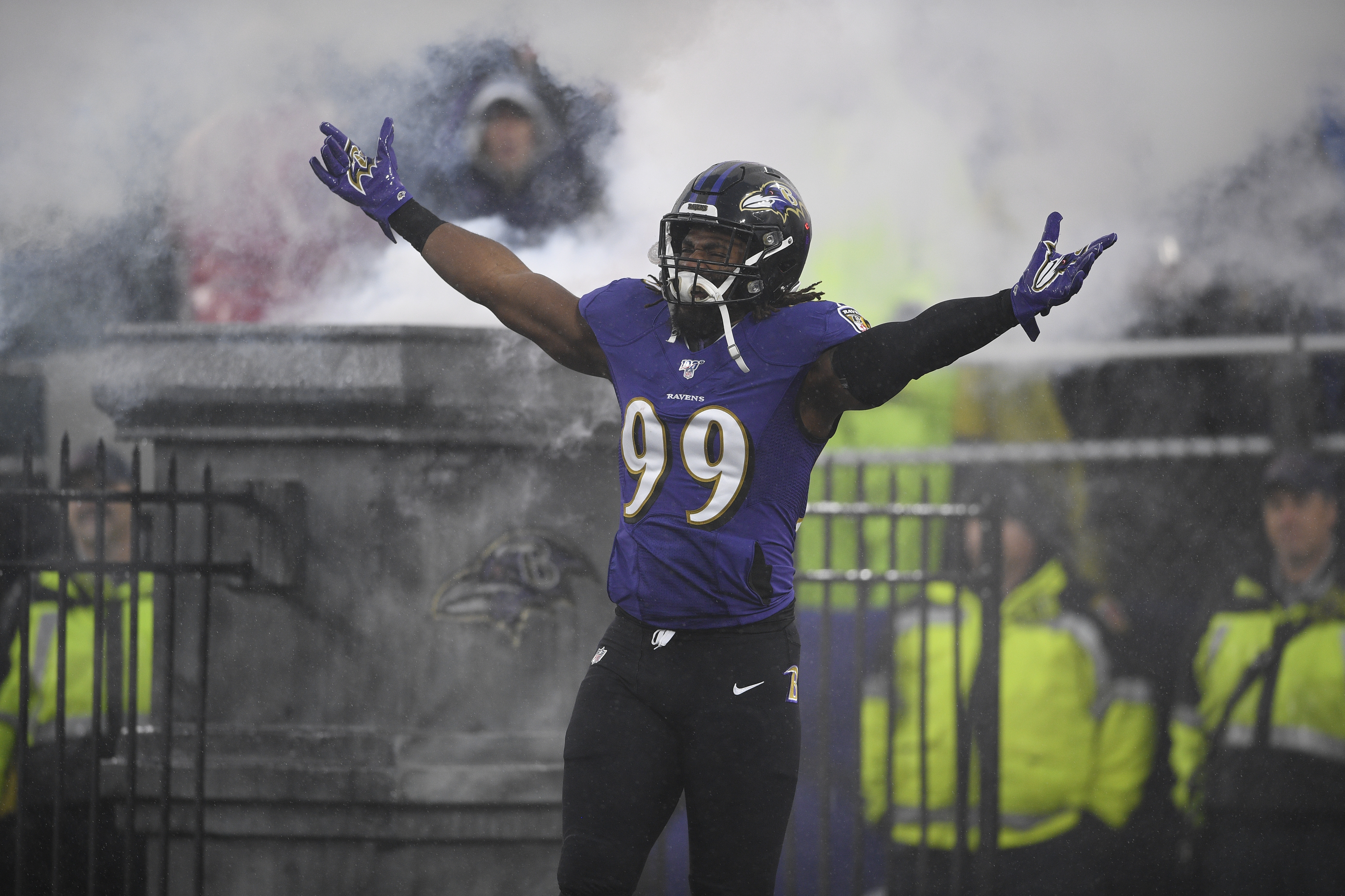 Patriots Matt Judon is 'amazing:' Lawrence Guy knew his ex-Ravens ...