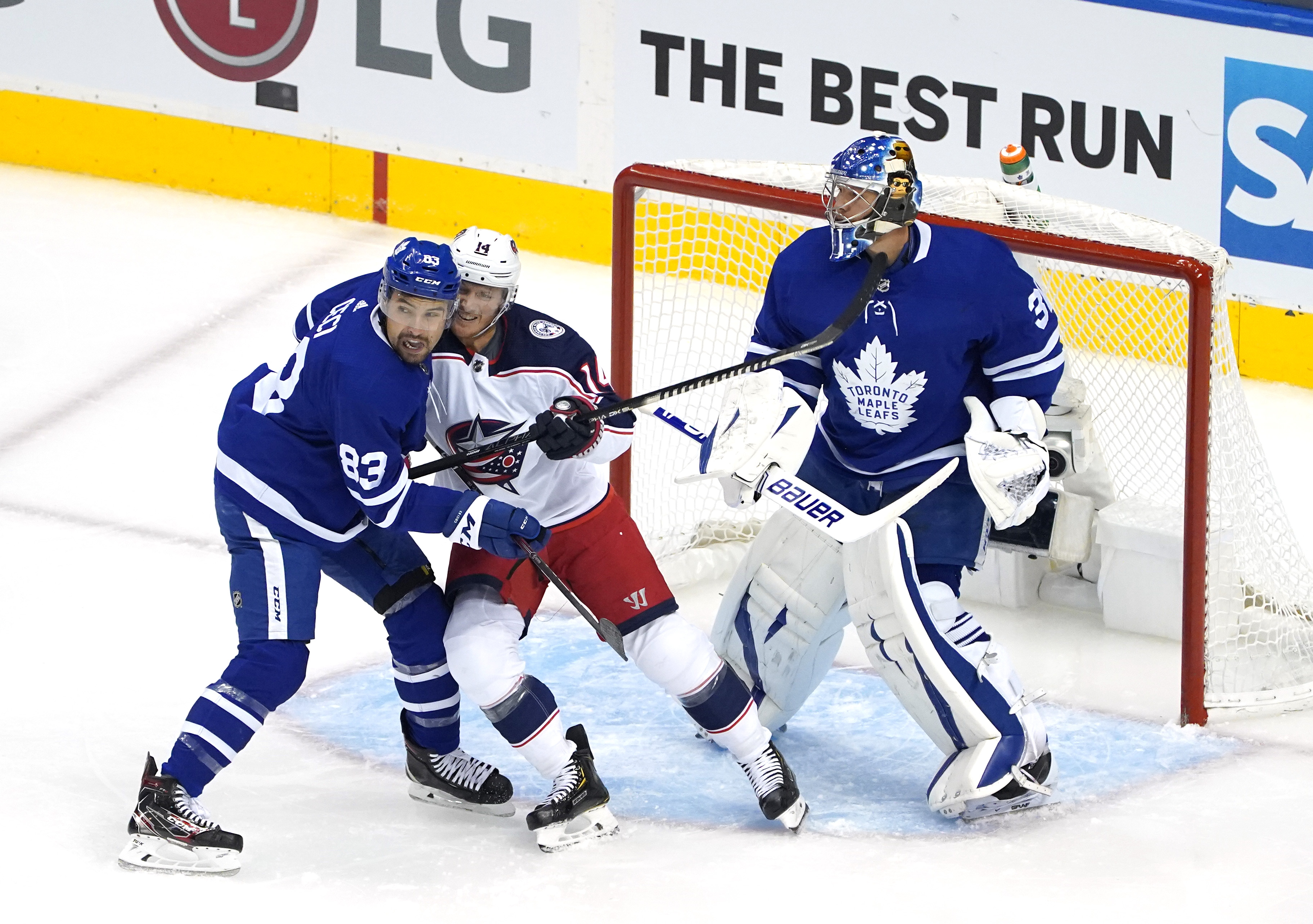 Toronto Maple Leafs Vs Columbus Blue Jackets Free Live Stream 8 4 20 How To Watch Nhl Qualifying Round Time Channel Pennlive Com