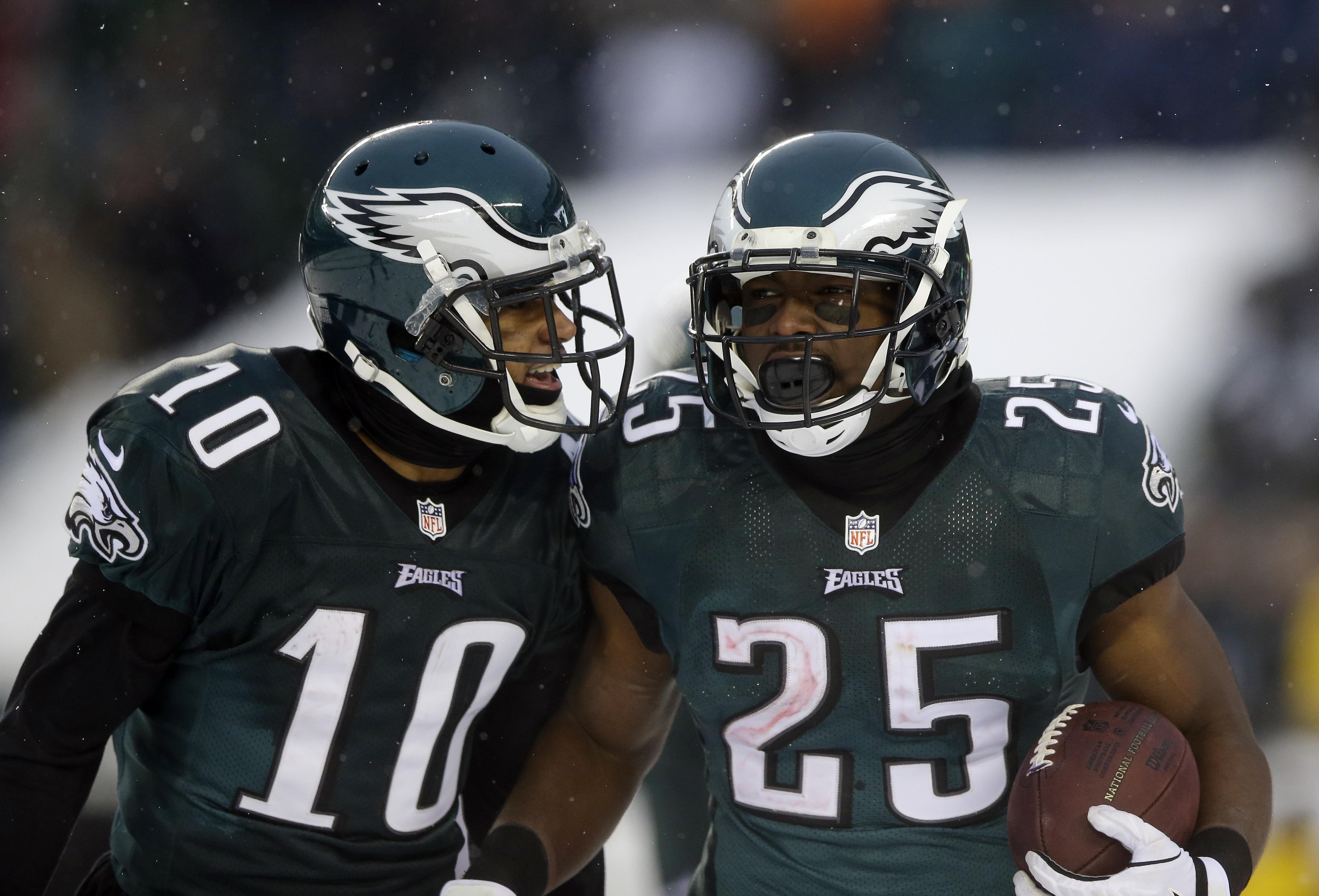 NFL rumors: Why ex-Eagles RB LeSean McCoy is still optimistic ...