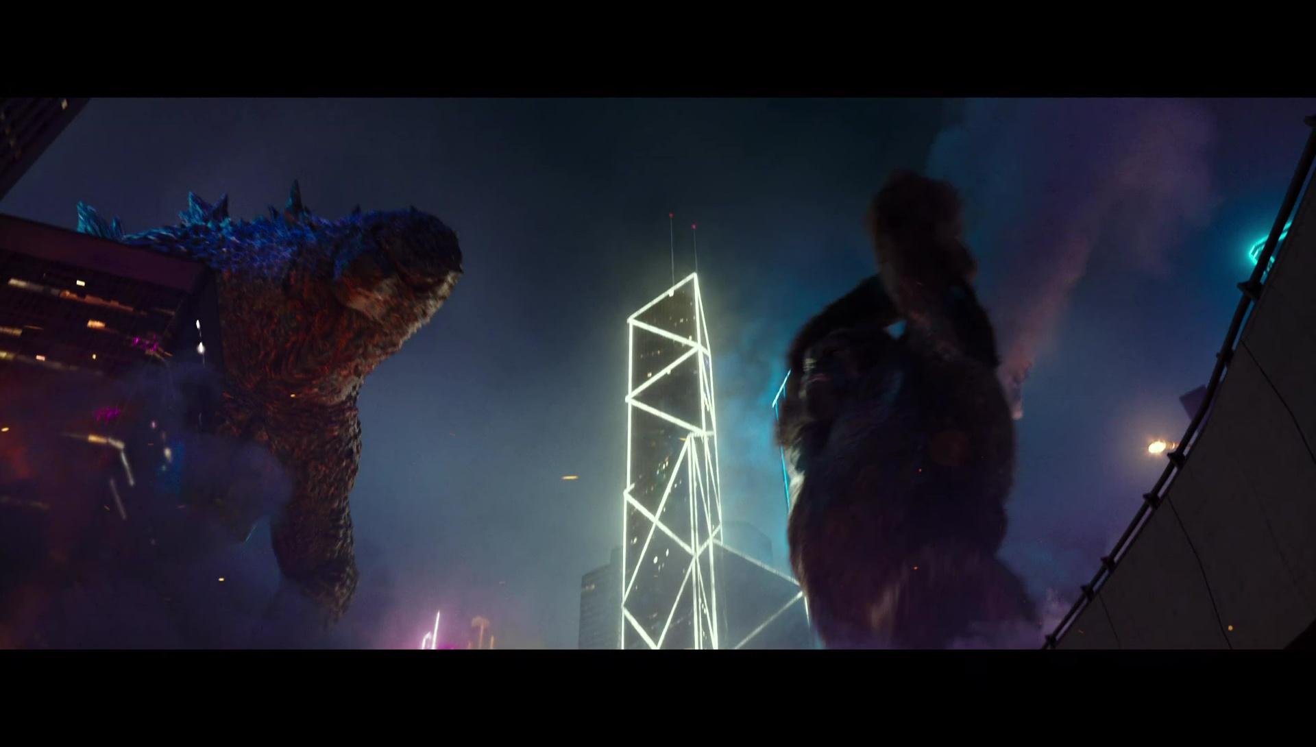 Godzilla vs. Kong: See the trailer - al.com