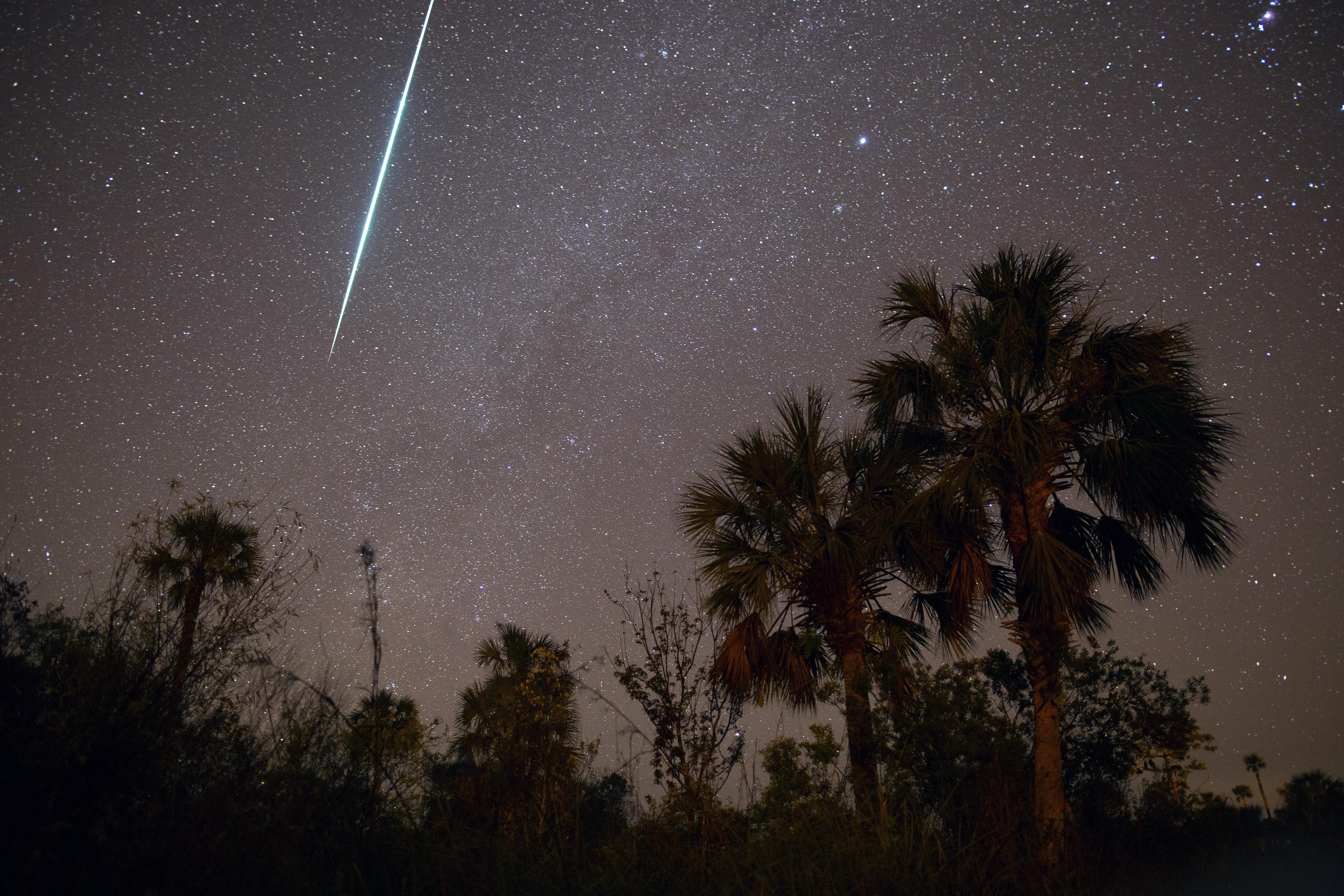 Best Meteor Showers To Watch In December 2020 Nj Com