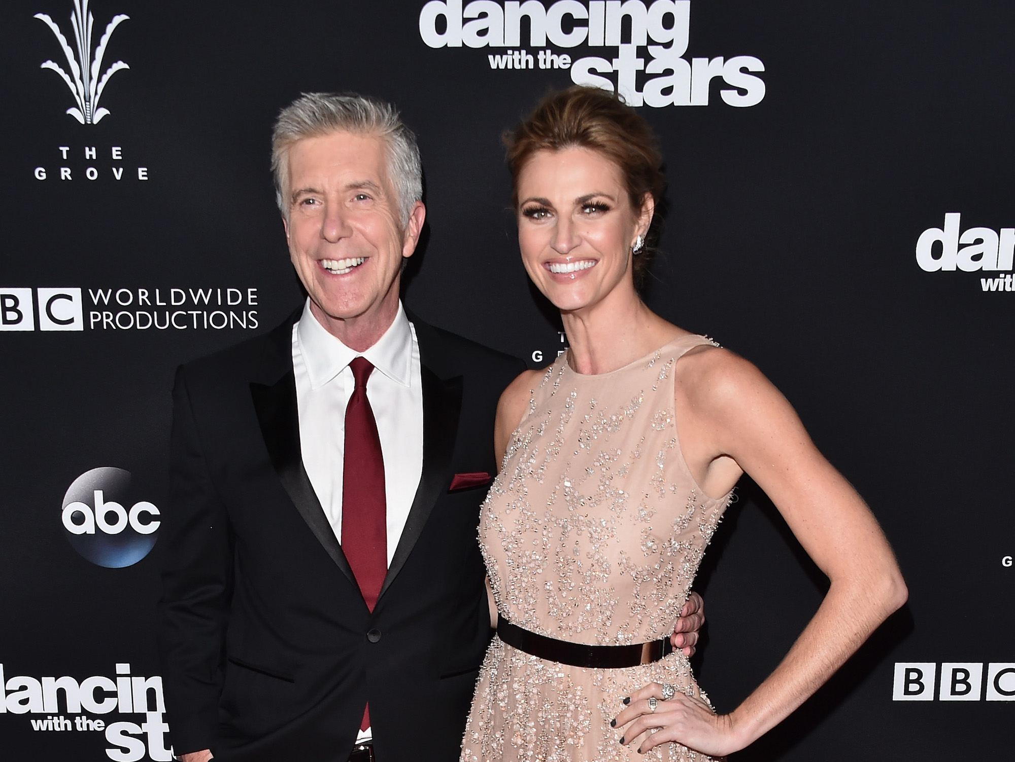 Dancing With The Stars Executive Producer Tells Why Tom Bergeron Erin Andrews Let Go Pennlive Com