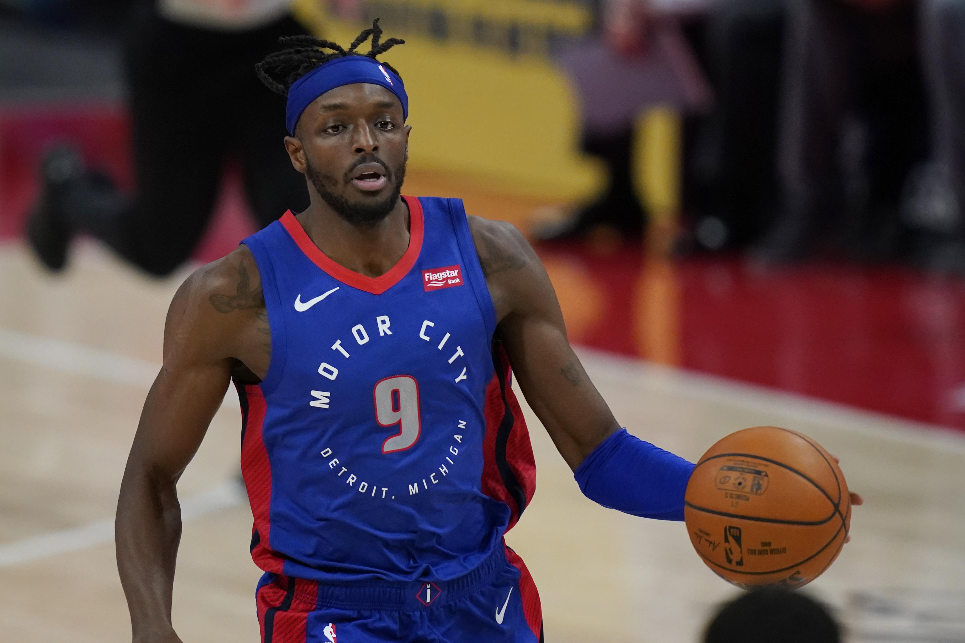 Jerami Grant drops career-high 31 points in Pistons' loss to Bucks -  syracuse.com