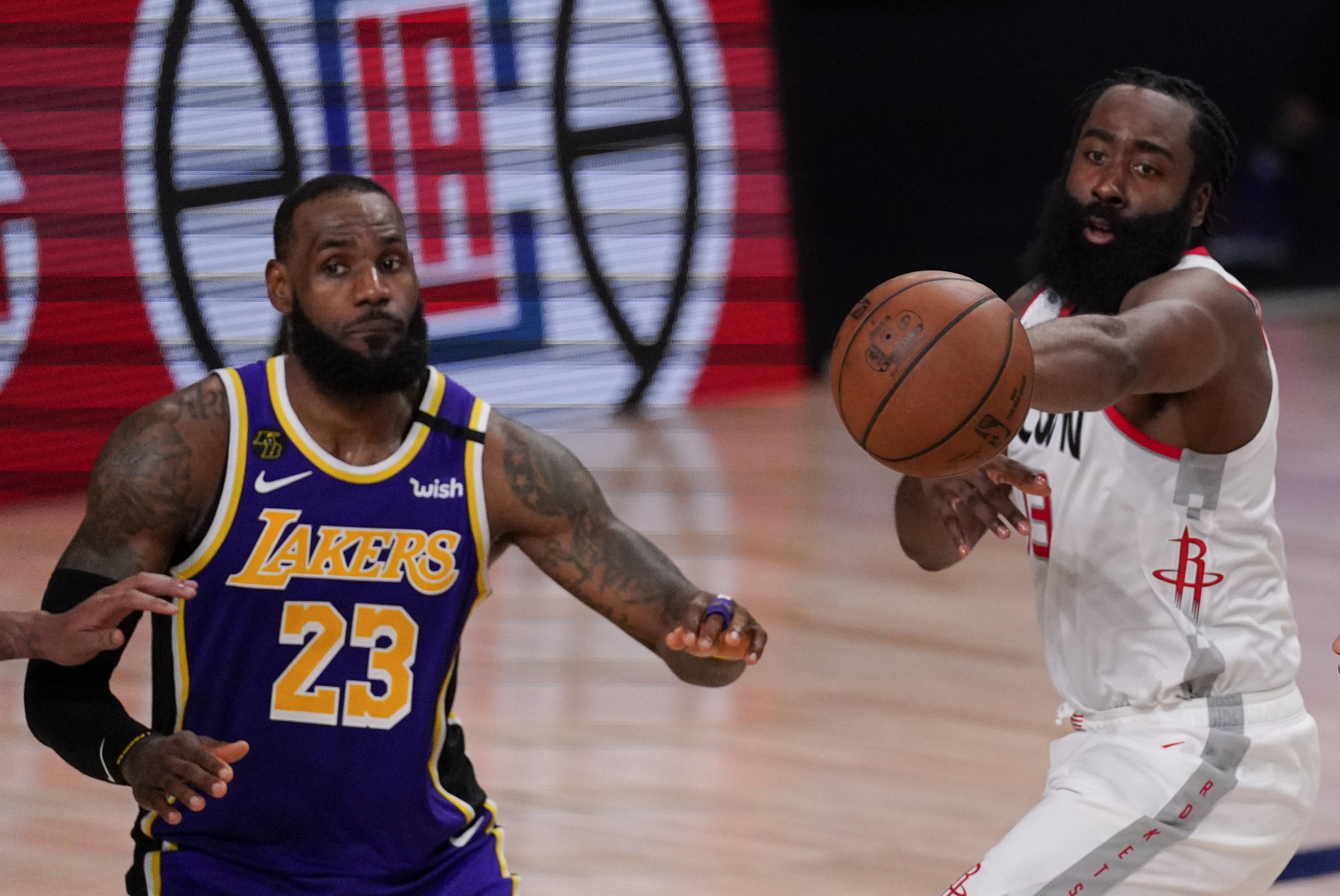 Houston Rockets Vs Los Angeles Lakers Game 2 Free Live Stream 9 6 20 Watch Lebron James Vs James Harden In Nba Playoffs 2nd Round Online Time Tv Channel Nj Com