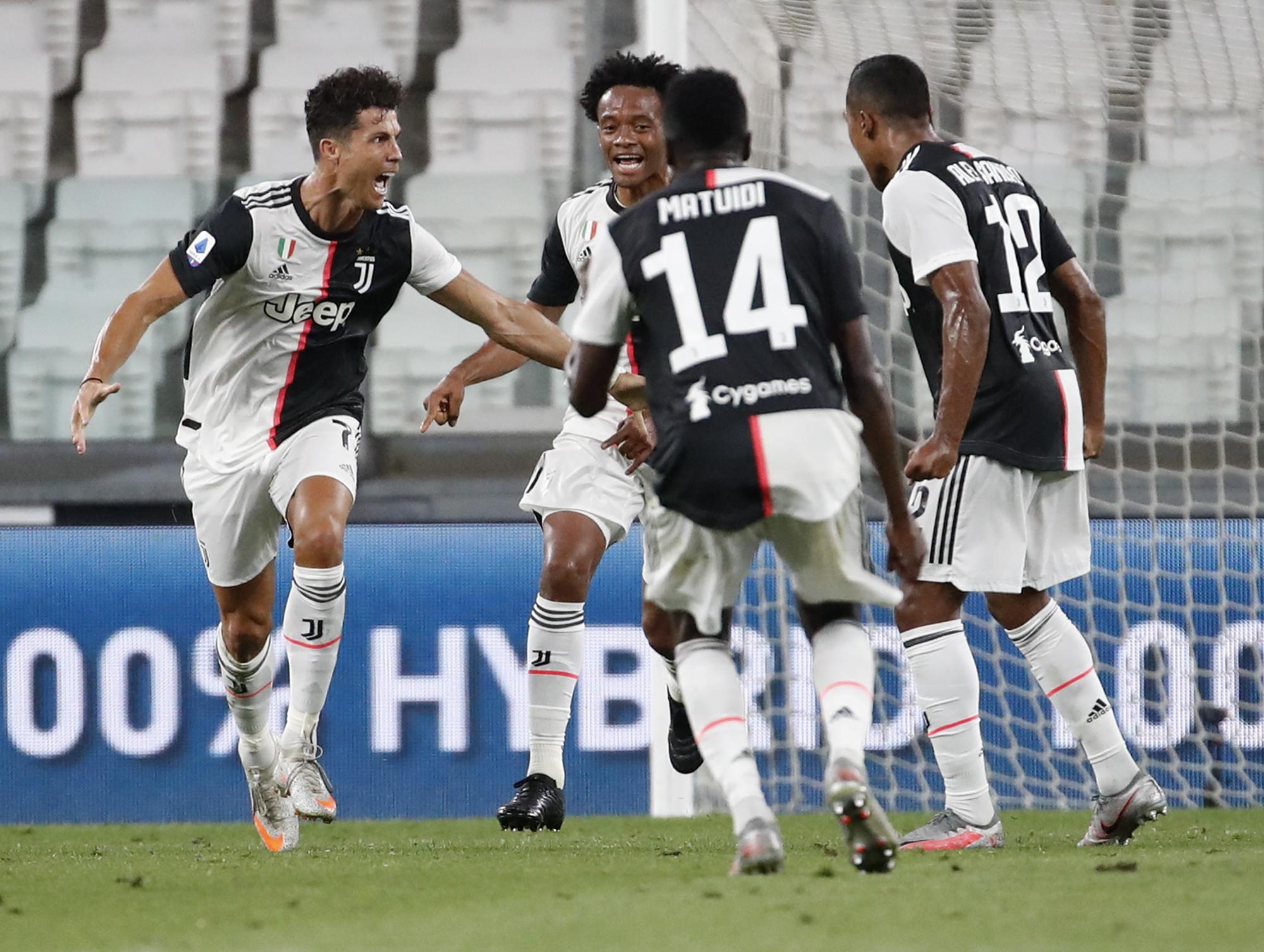 Cagliari Vs Juventus Live Stream 7 29 20 Watch Serie A Online Time Usa Tv Channel Nj Com