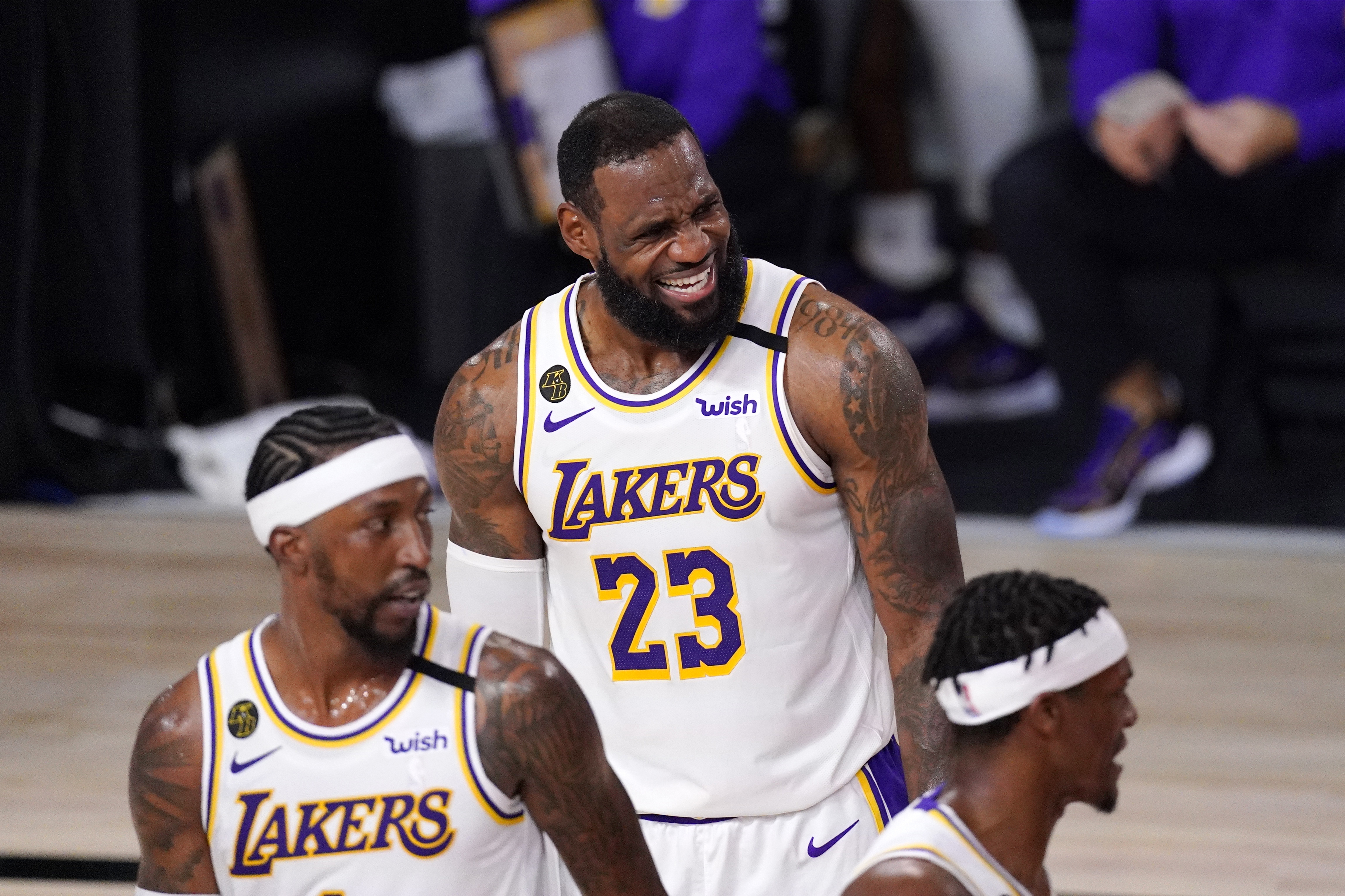 Where to buy Los Angeles Lakers NBA Championship 2020 gear: Shirts ...