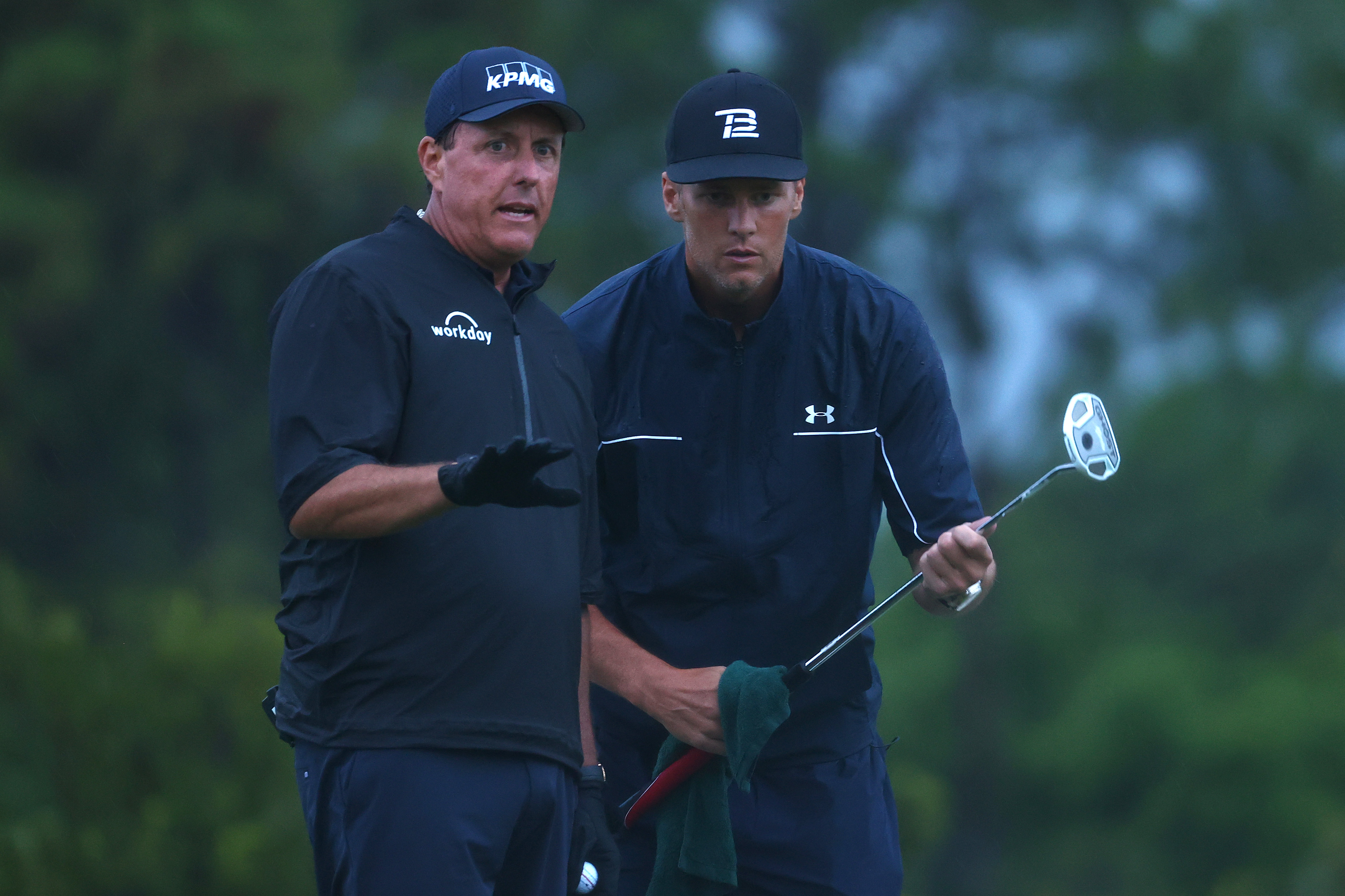 Tom Brady, Phil Mickelson vs. Aaron Rodgers, Bryson DeChambeau FREE LIVE  STREAM (7/6/21): Watch The Match 4 golf match online without cable | Time,  TV, channel - nj.com