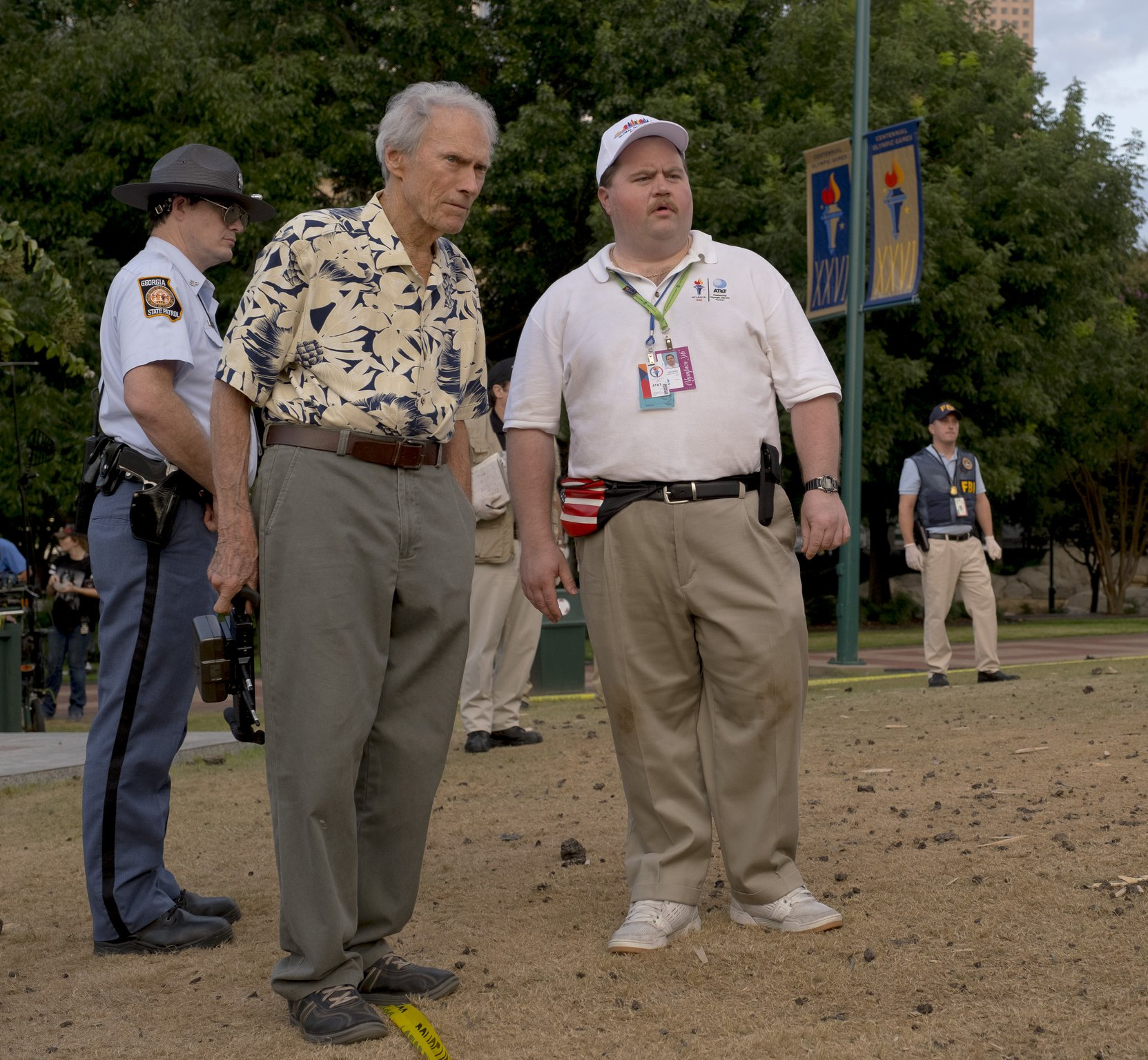 Atlanta to relive one of its best, worst times with 'Richard Jewell'
