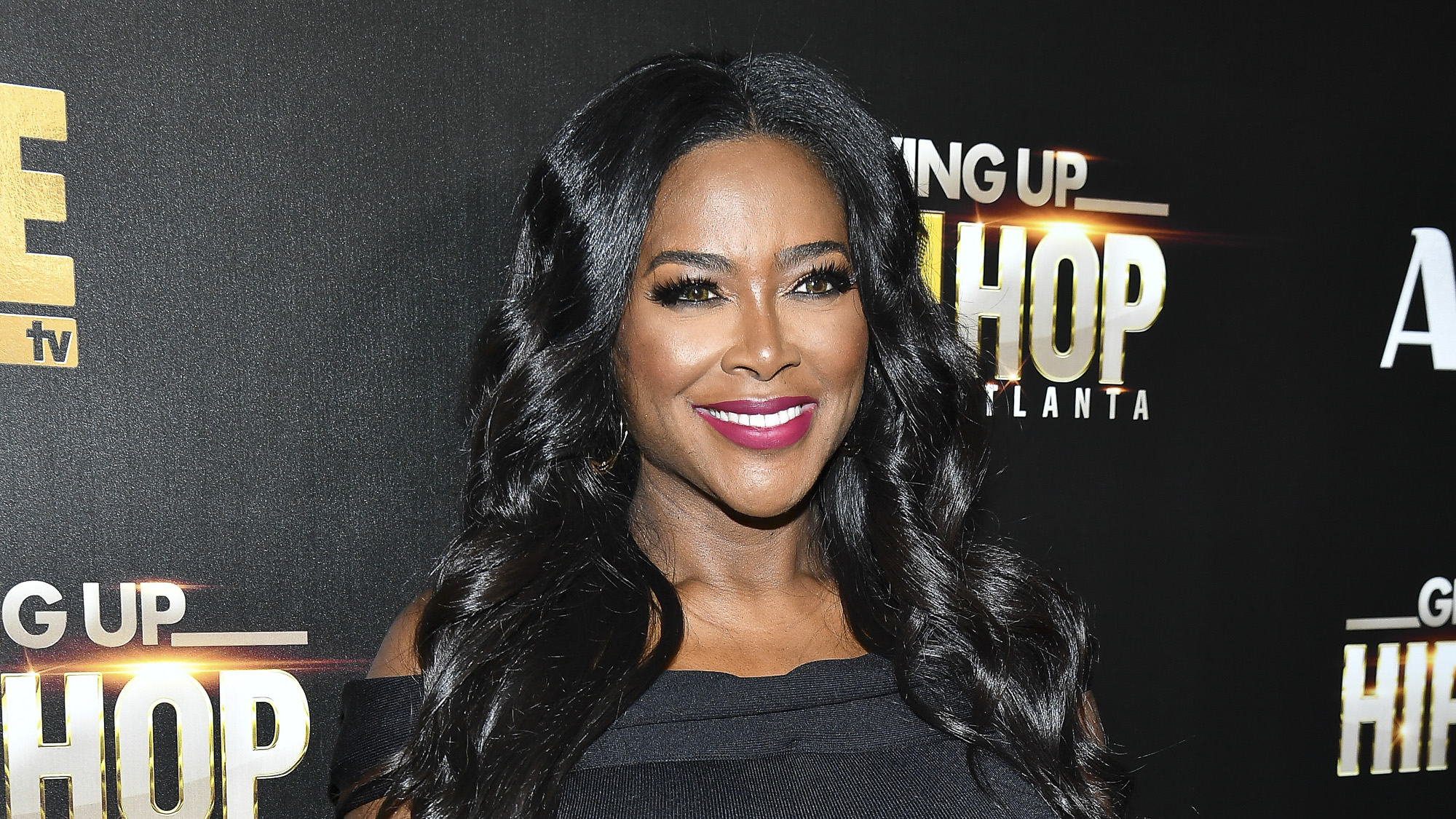 Rhoa Alum Kenya Moore Gives Birth To Baby Girl