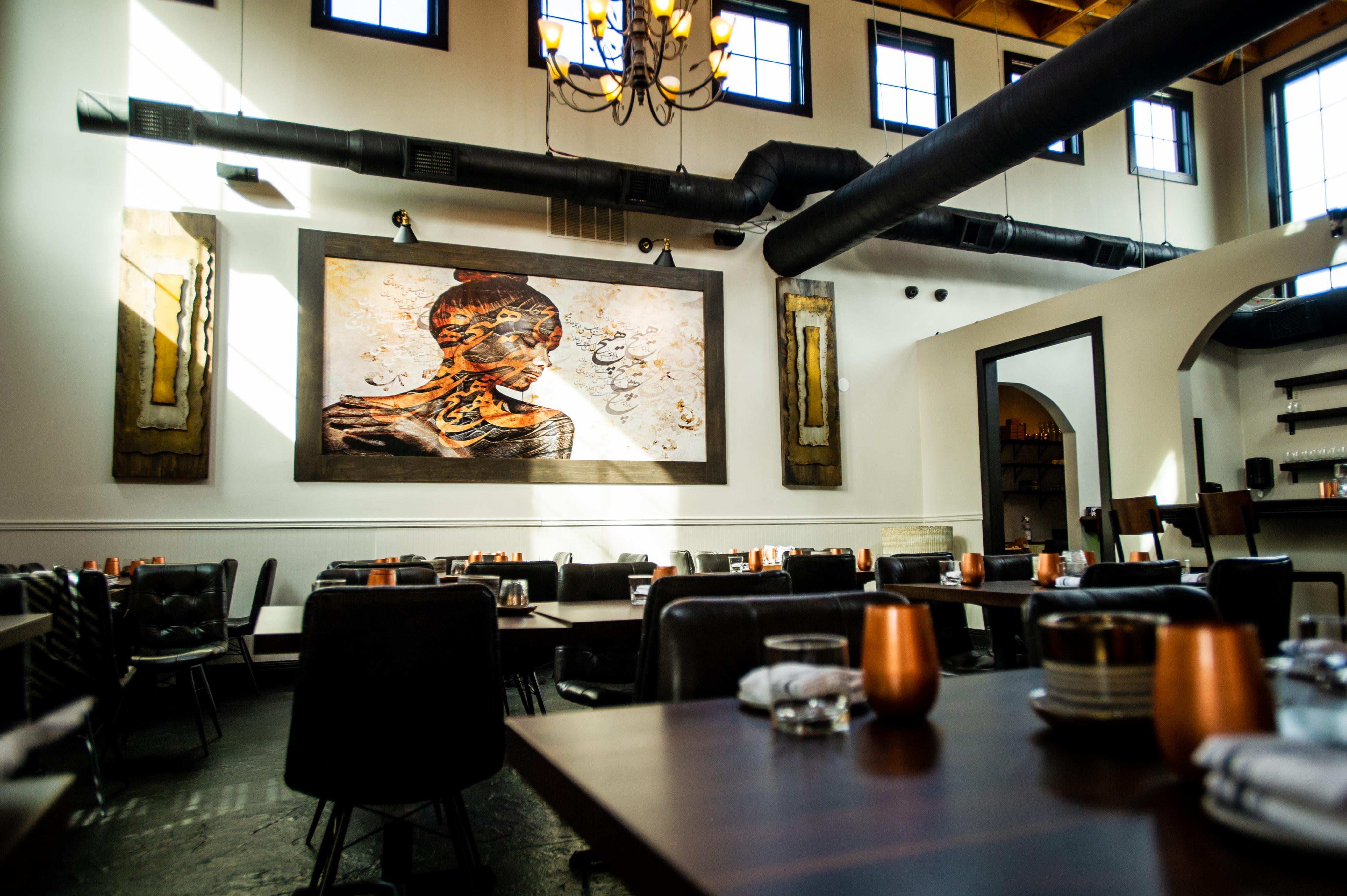 Atlanta Orders In Persian Basket Bar In Johns Creek