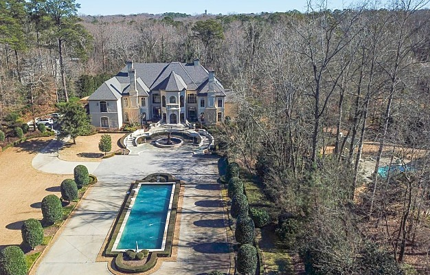 airbnb atlanta ga with pool